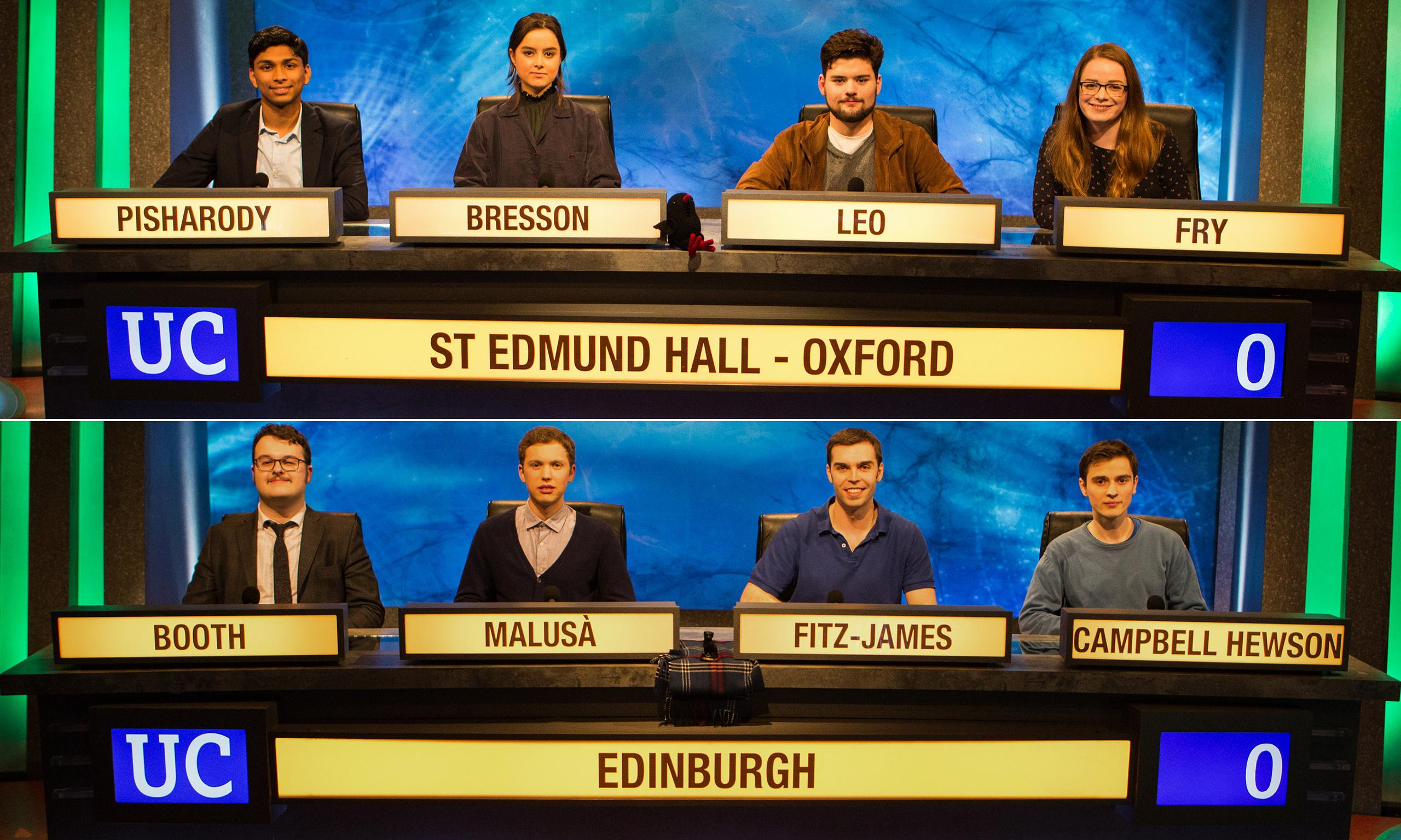 'Agonising!' The University Challenge final, reviewed by last year's winner