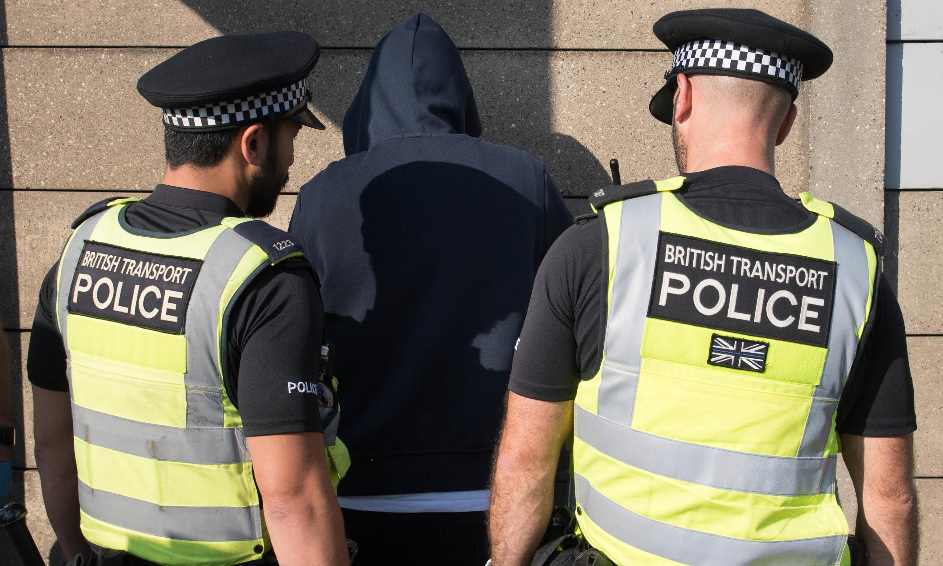 Senior officer suggests austerity fuelled surge in violent crime