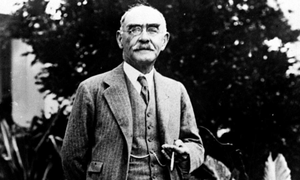 Rudyard Kipling pictured in 1930