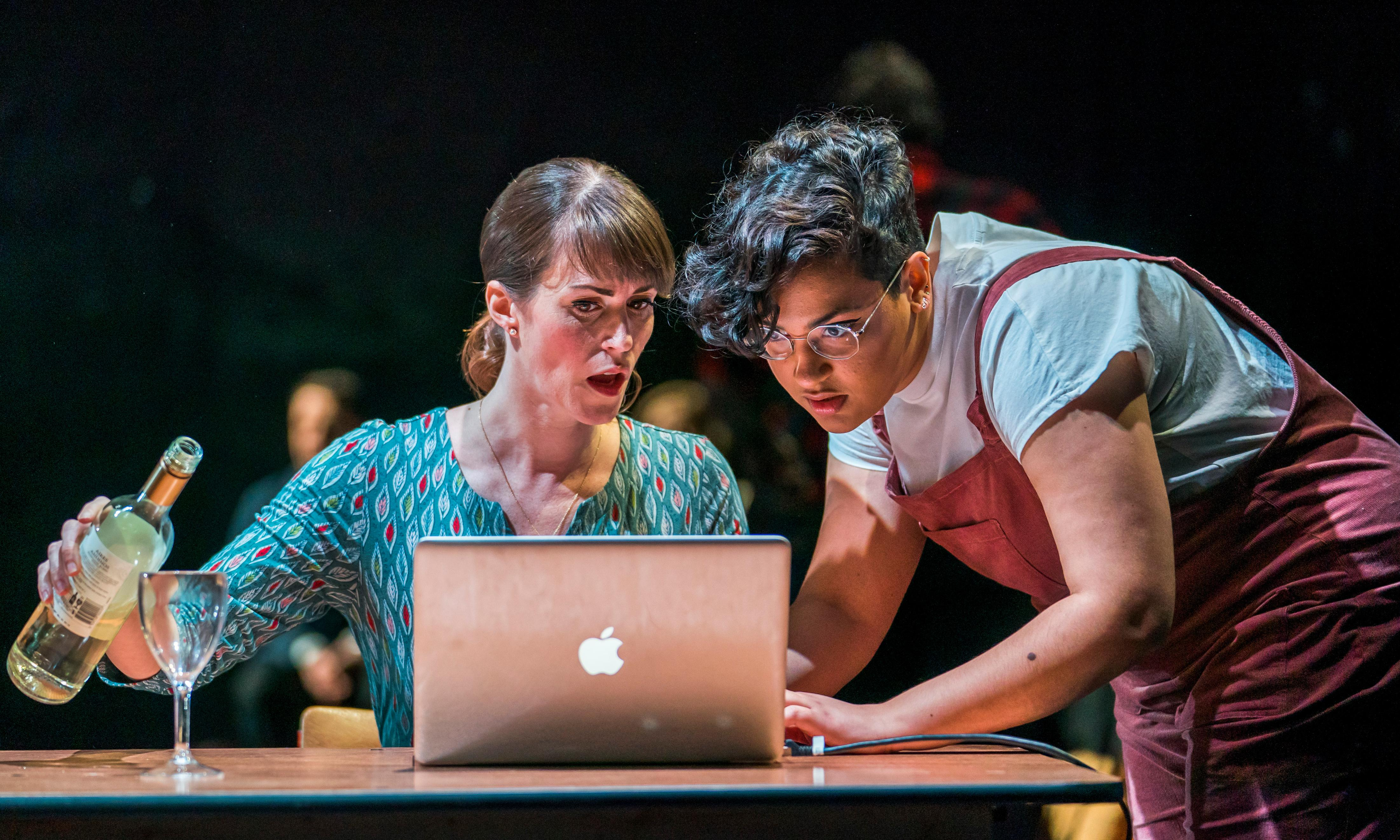 Dido review – Purcell's Queen comes over all Bridget Jones in incoherent staging