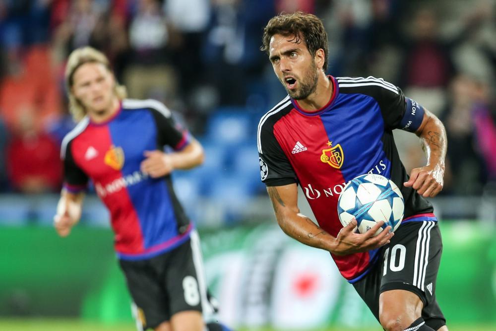 Can Matias Delgado and Basel get through a tough looking Group A?