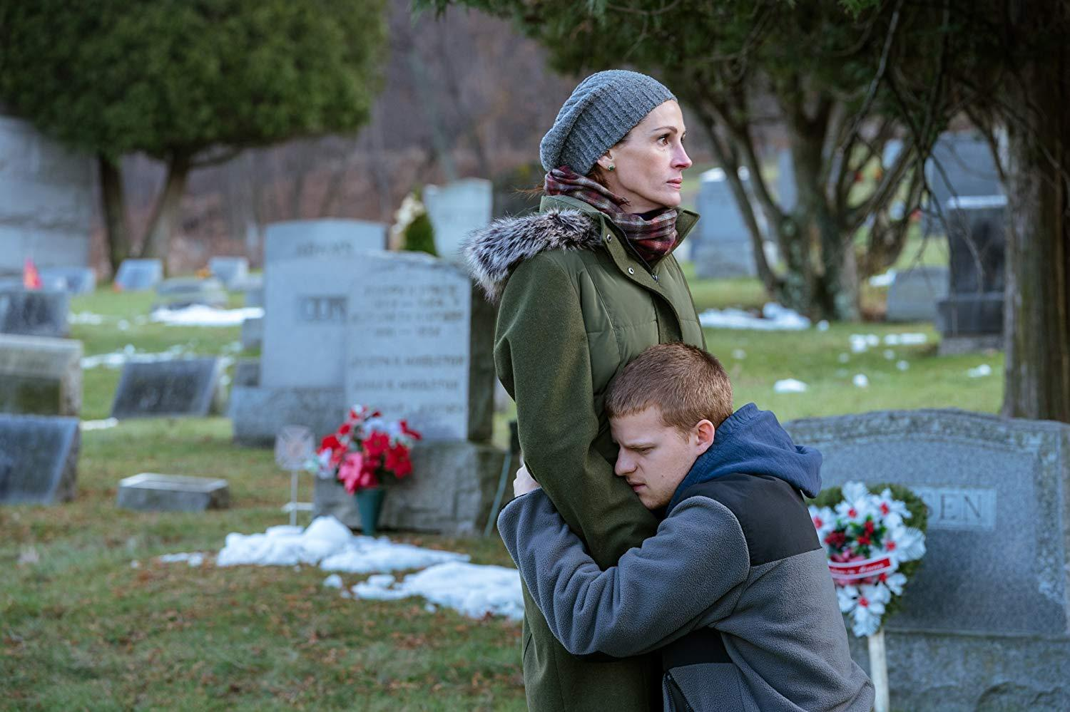 Ben Is Back review – muted addiction drama