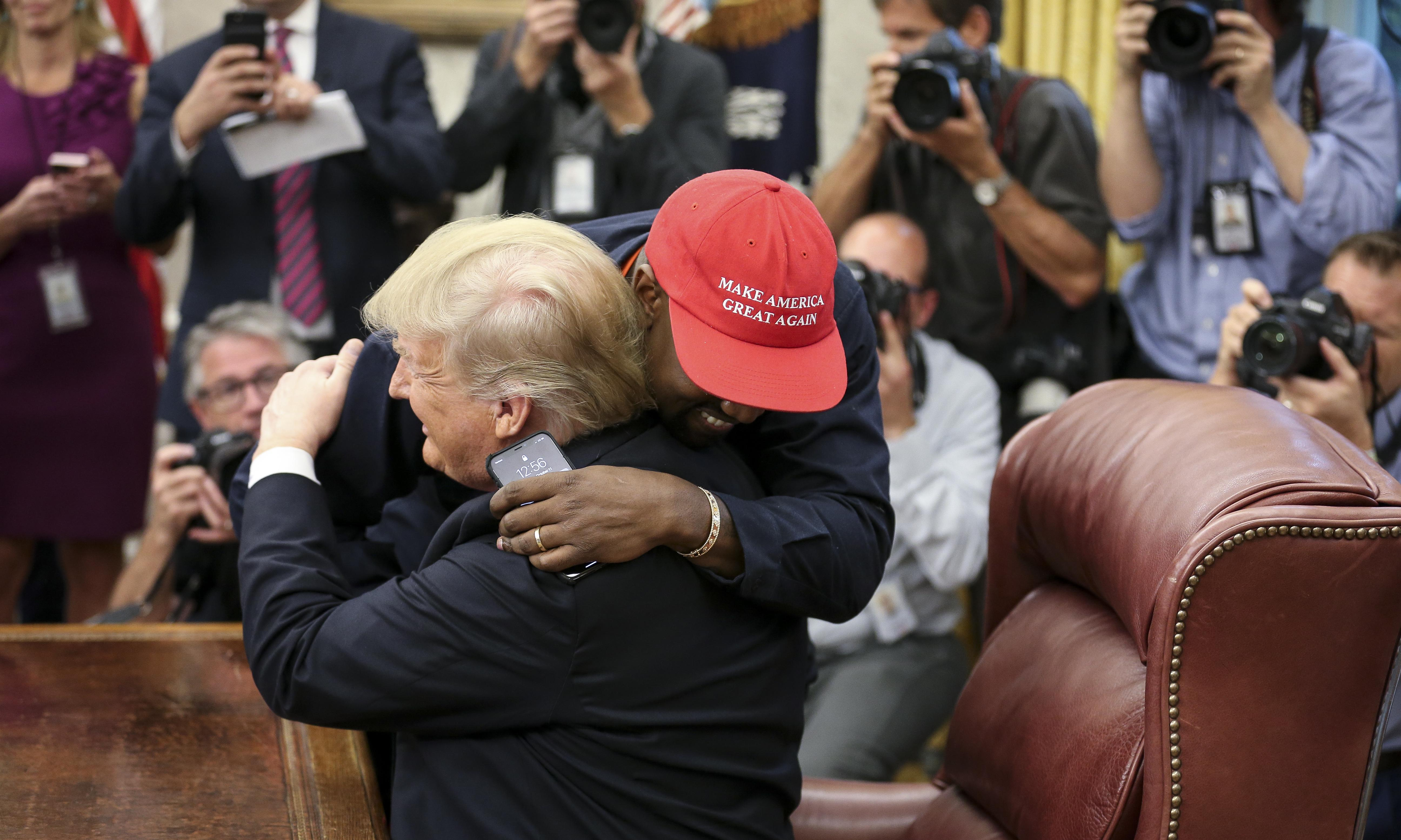 Does Kanye West deserve to be called an Uncle Tom?