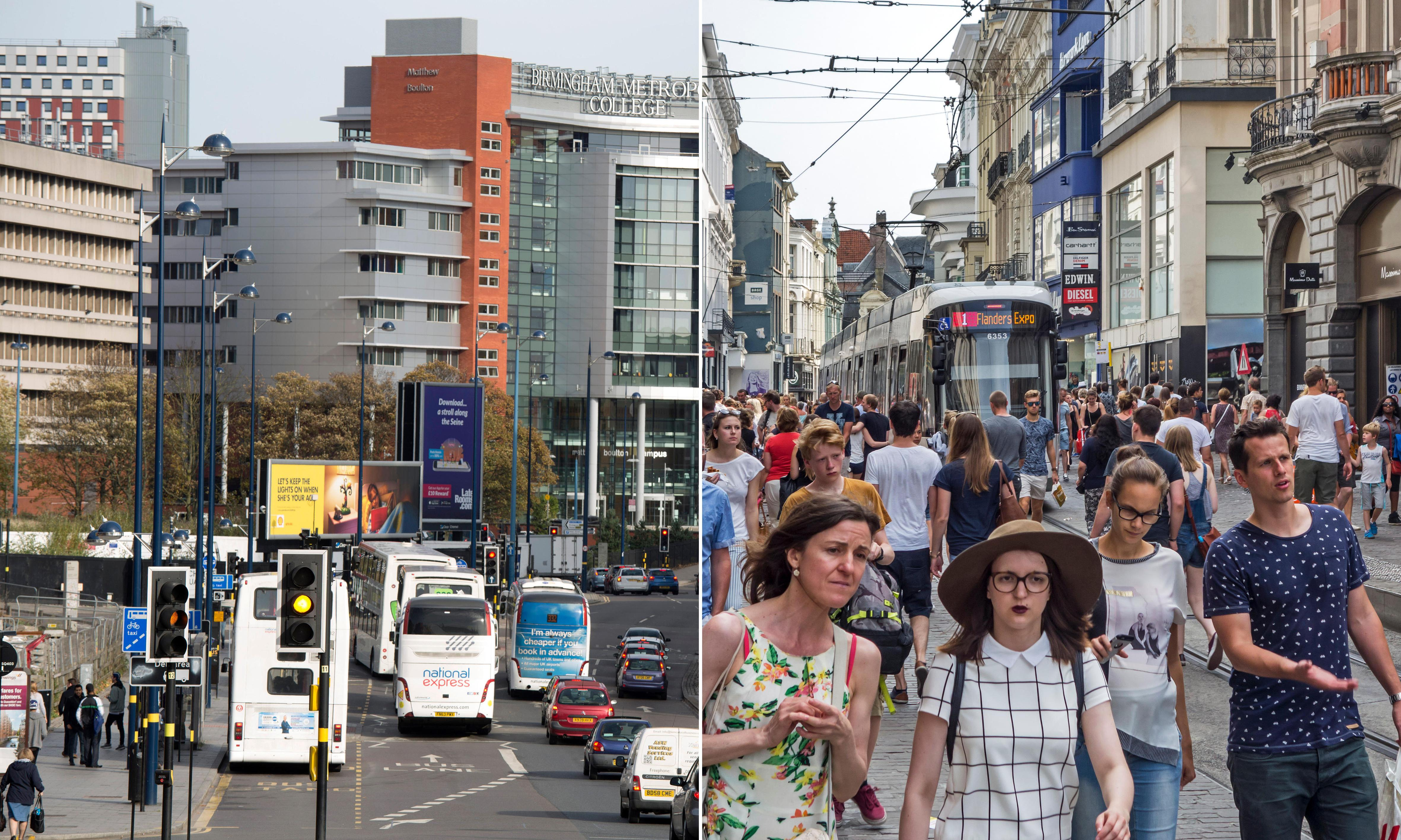 How a Belgian port city inspired Birmingham's car-free ambitions