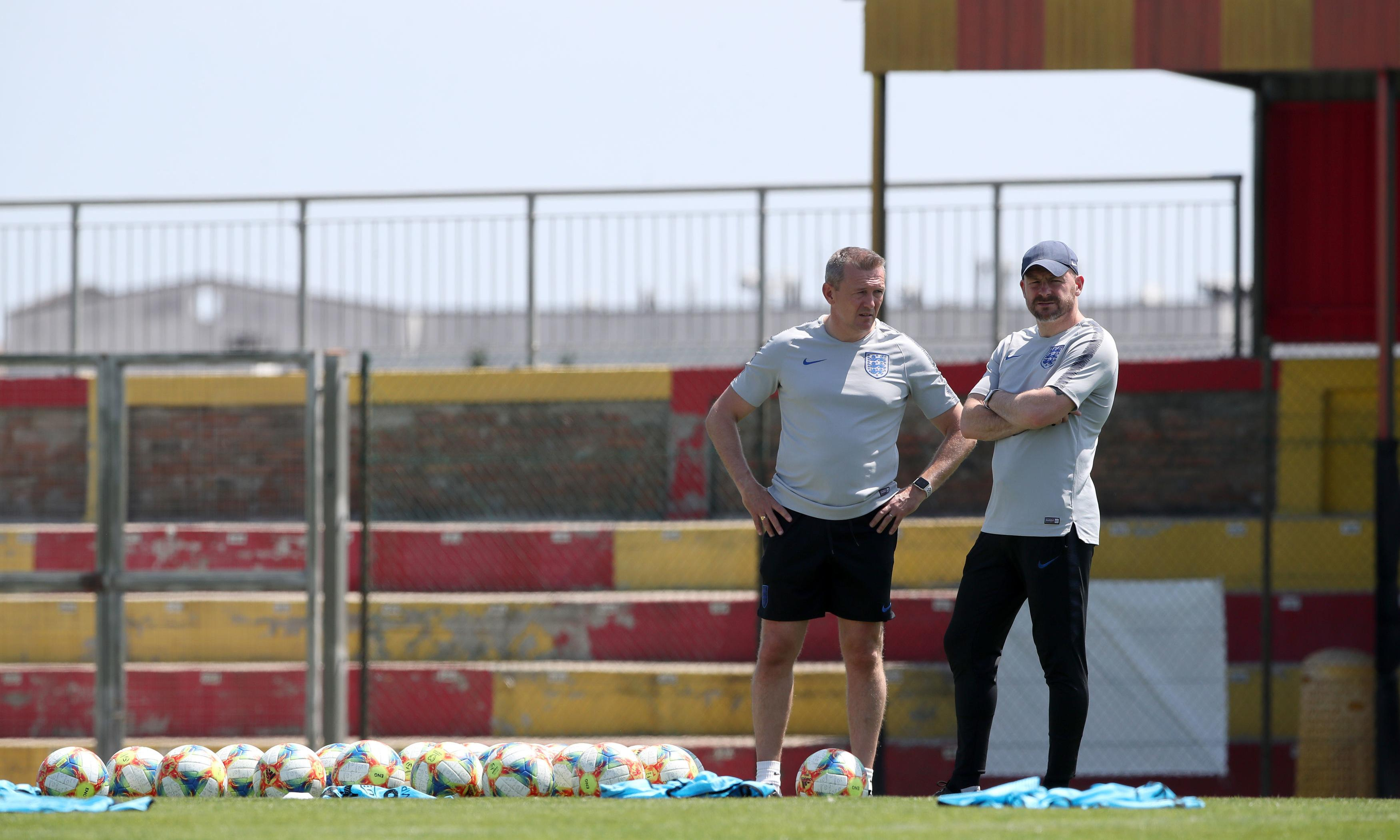Under-21 Euros are 'knockout from day one' Boothroyd warns England players