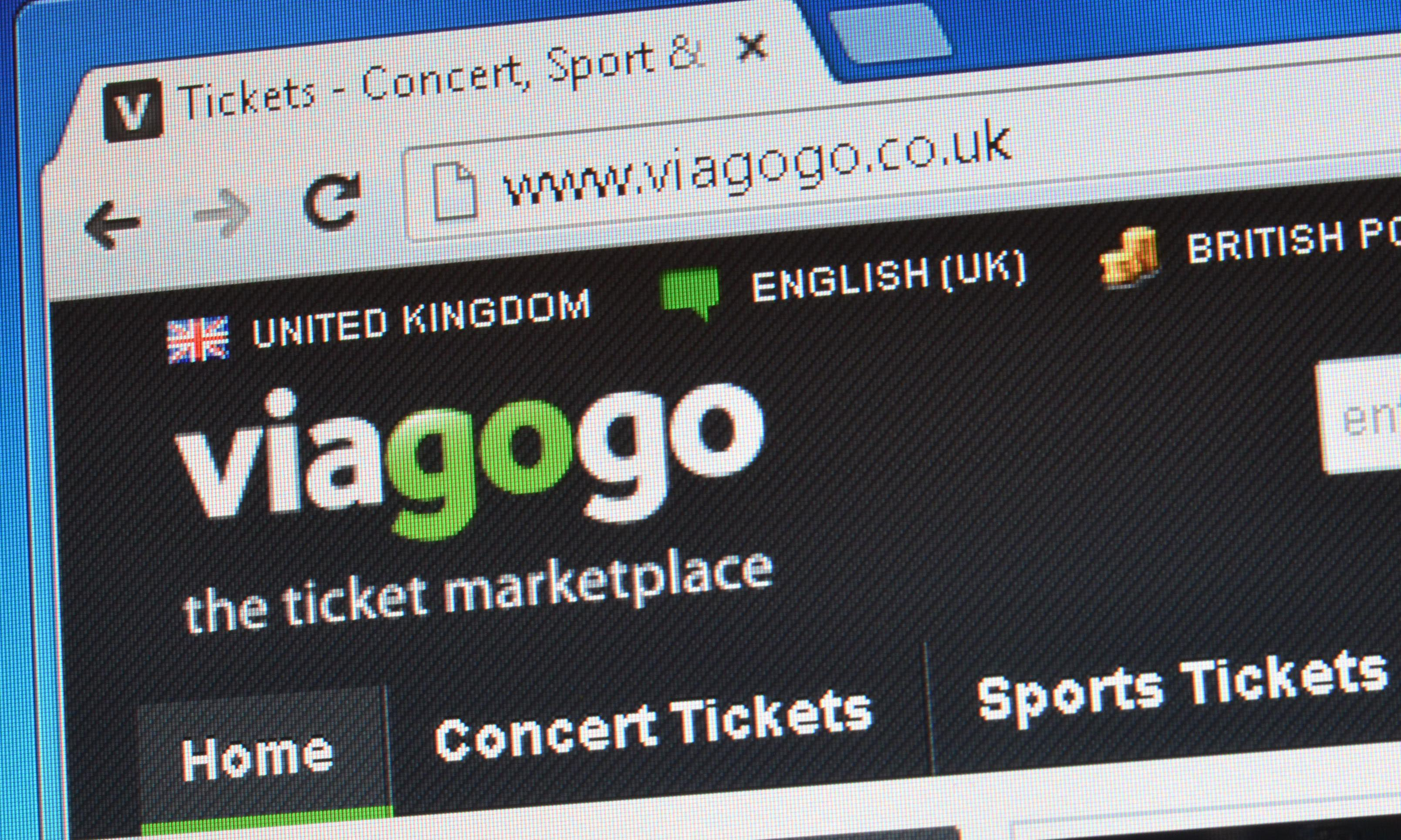 Google suspends ticket website Viagogo from paid-for global search rankings