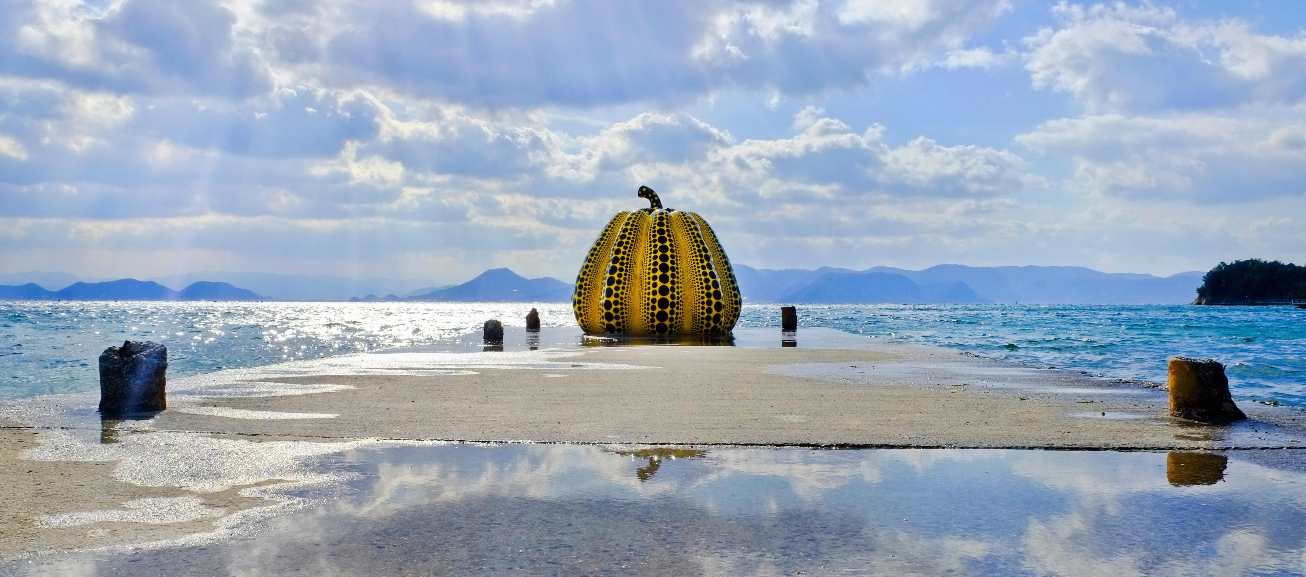 Japan's arty-pelago: Naoshima and beyond