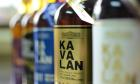 Members will sample a range of Asian whiskies including the award-winning Kavalan from Taiwan