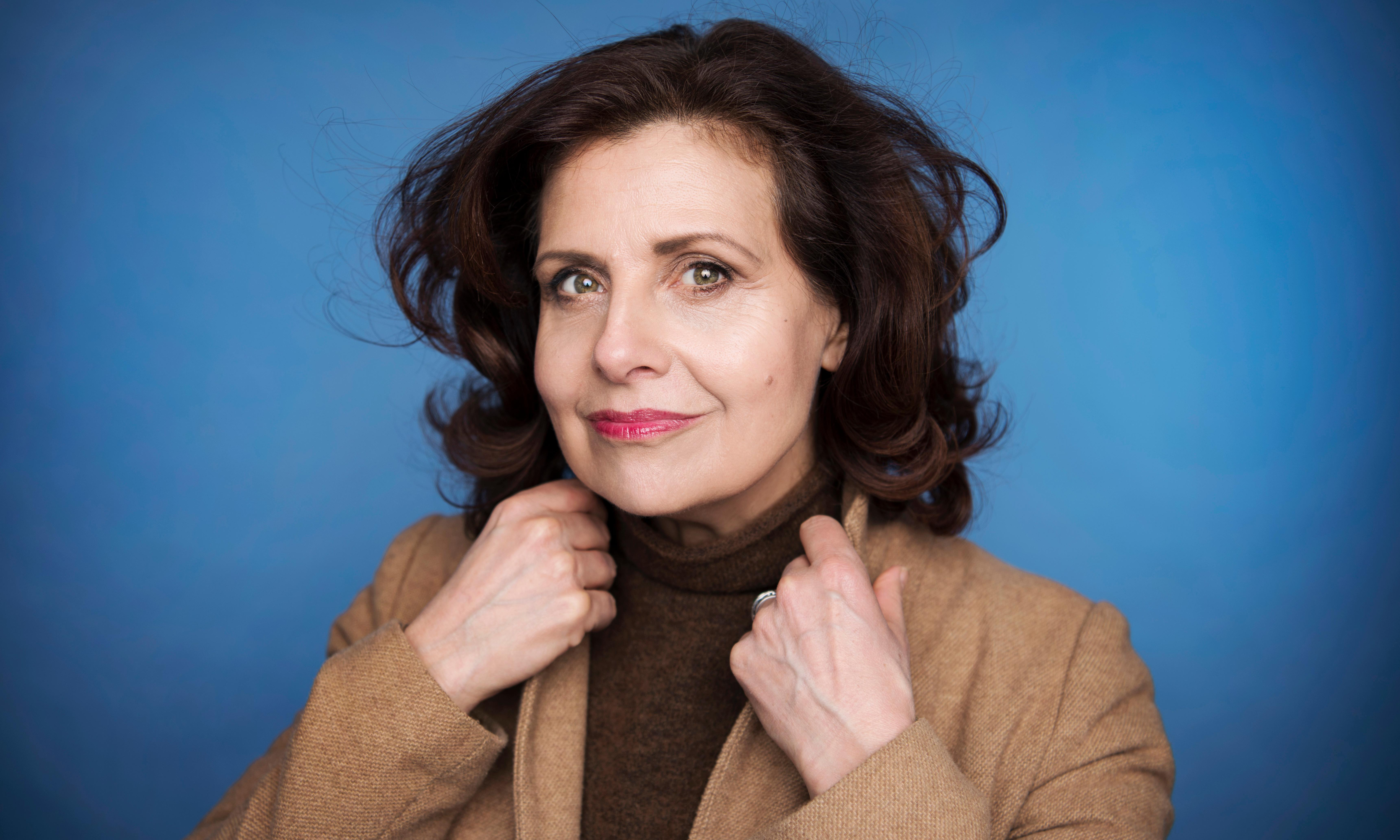 Rebecca Front: 'I'd love to do Shakespeare – or be the next Bond!'