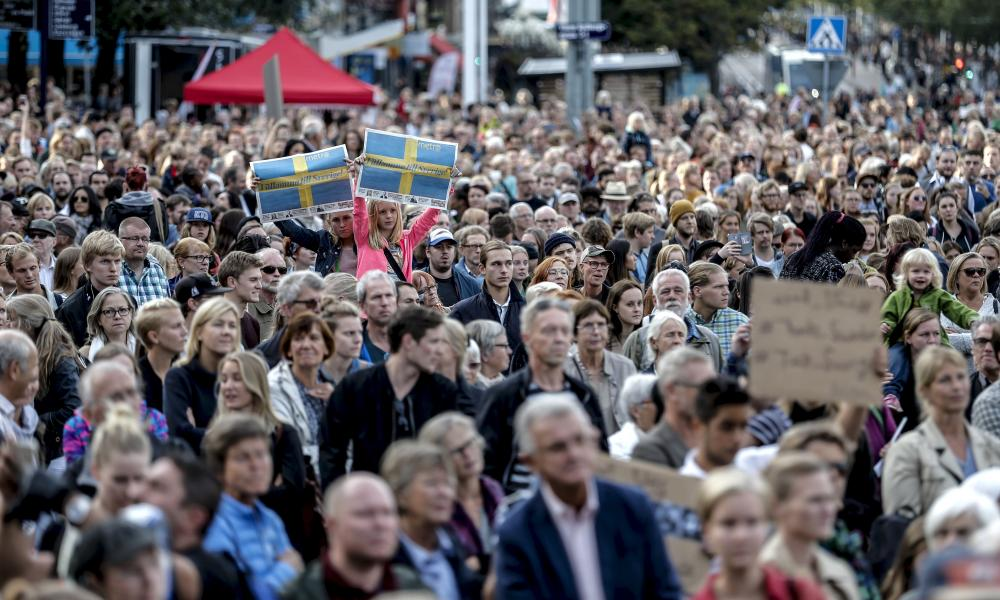 'Do I regret it? Not for a second': Swedish journalist goes on trial for helping refugees