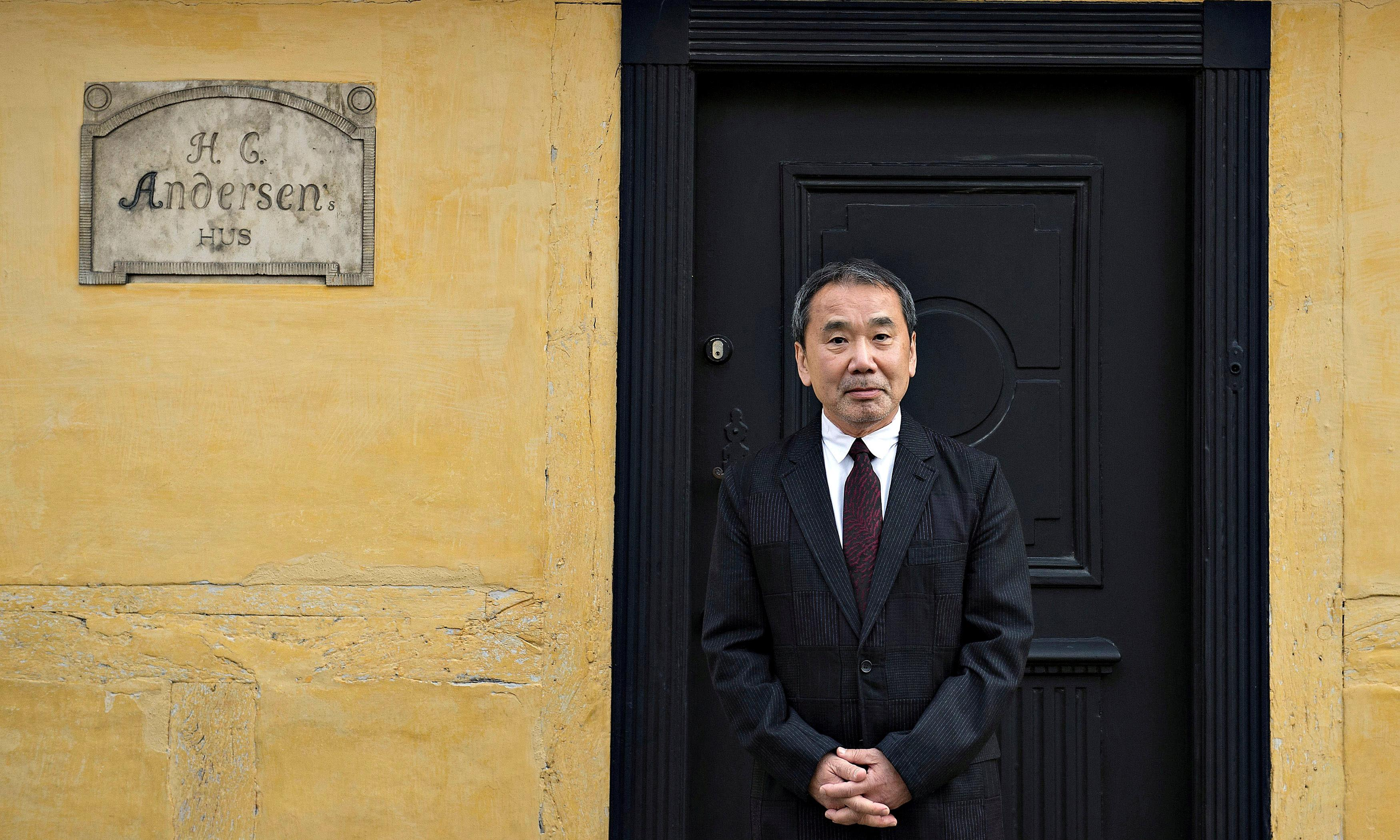 Killing Commendatore by Haruki Murakami review – a sprawling Gatsby for the Google age