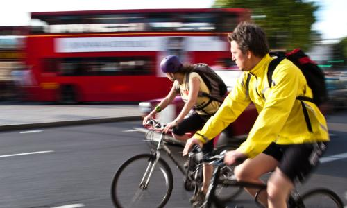 How can we get more people cycling in London?