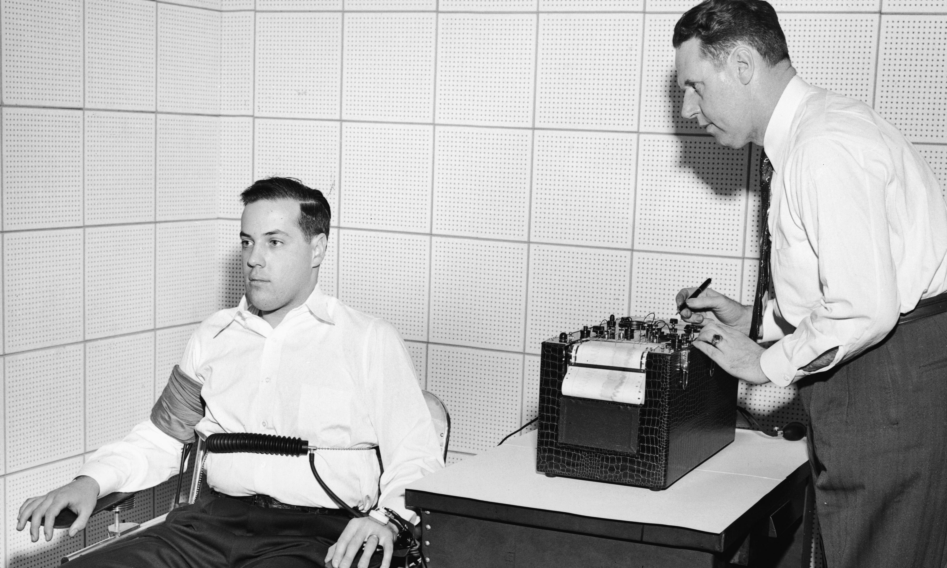 Is the word 'polygraph' hiding a bare-faced lie?