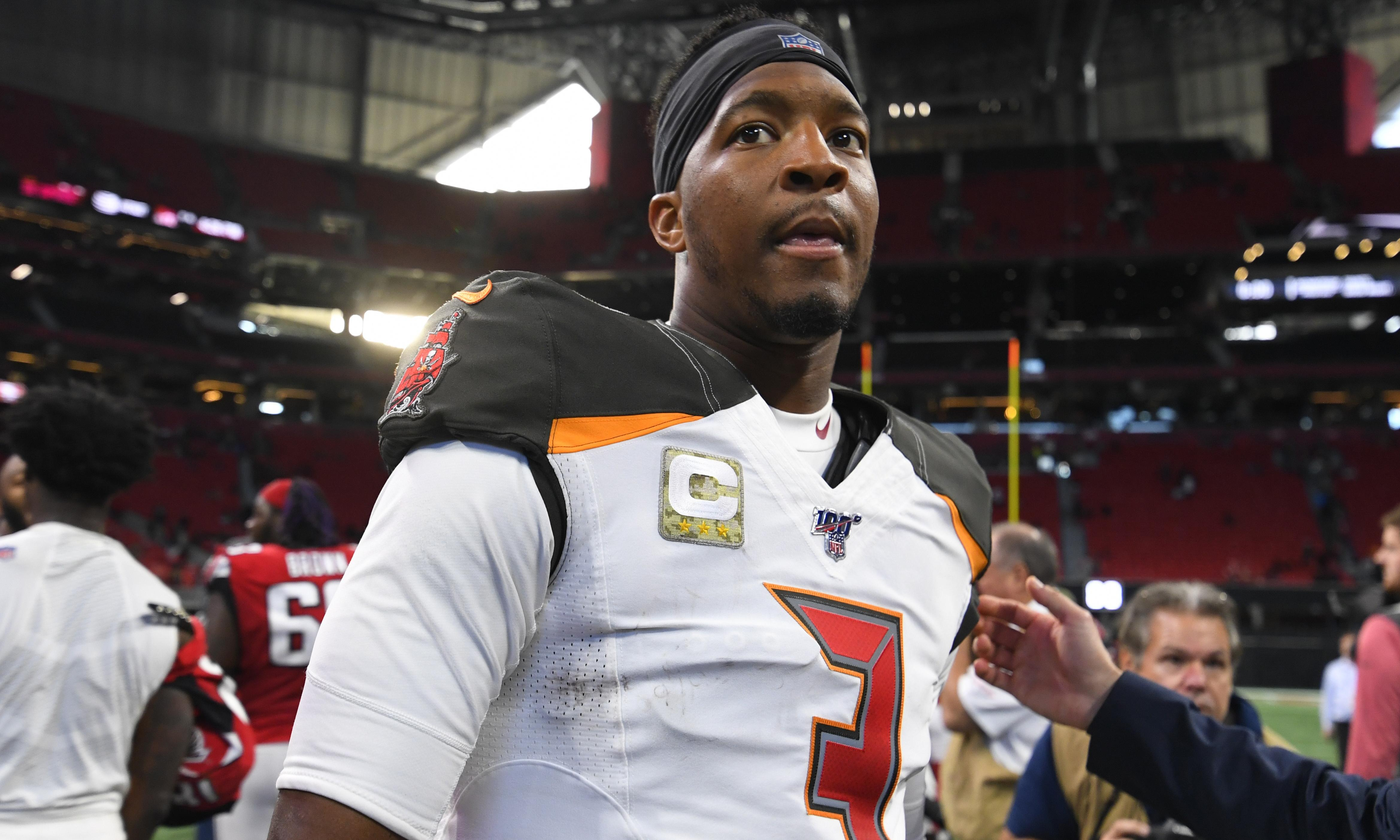 Is Jameis Winston the most baffling player in the NFL?