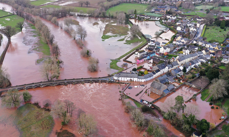 Wales braces for more heavy rain after devastating floods