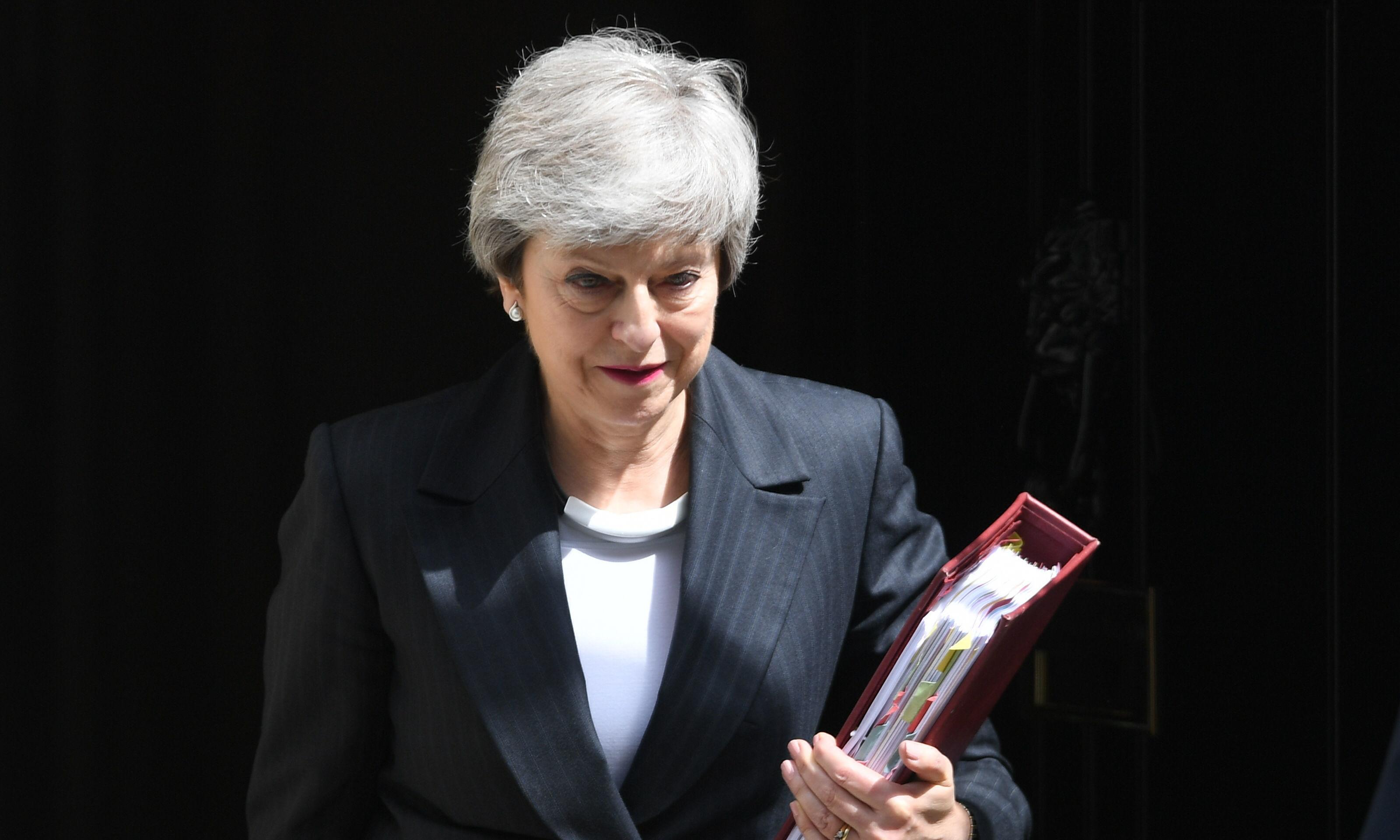 Without true friends or allies, Theresa May's downfall was inevitable