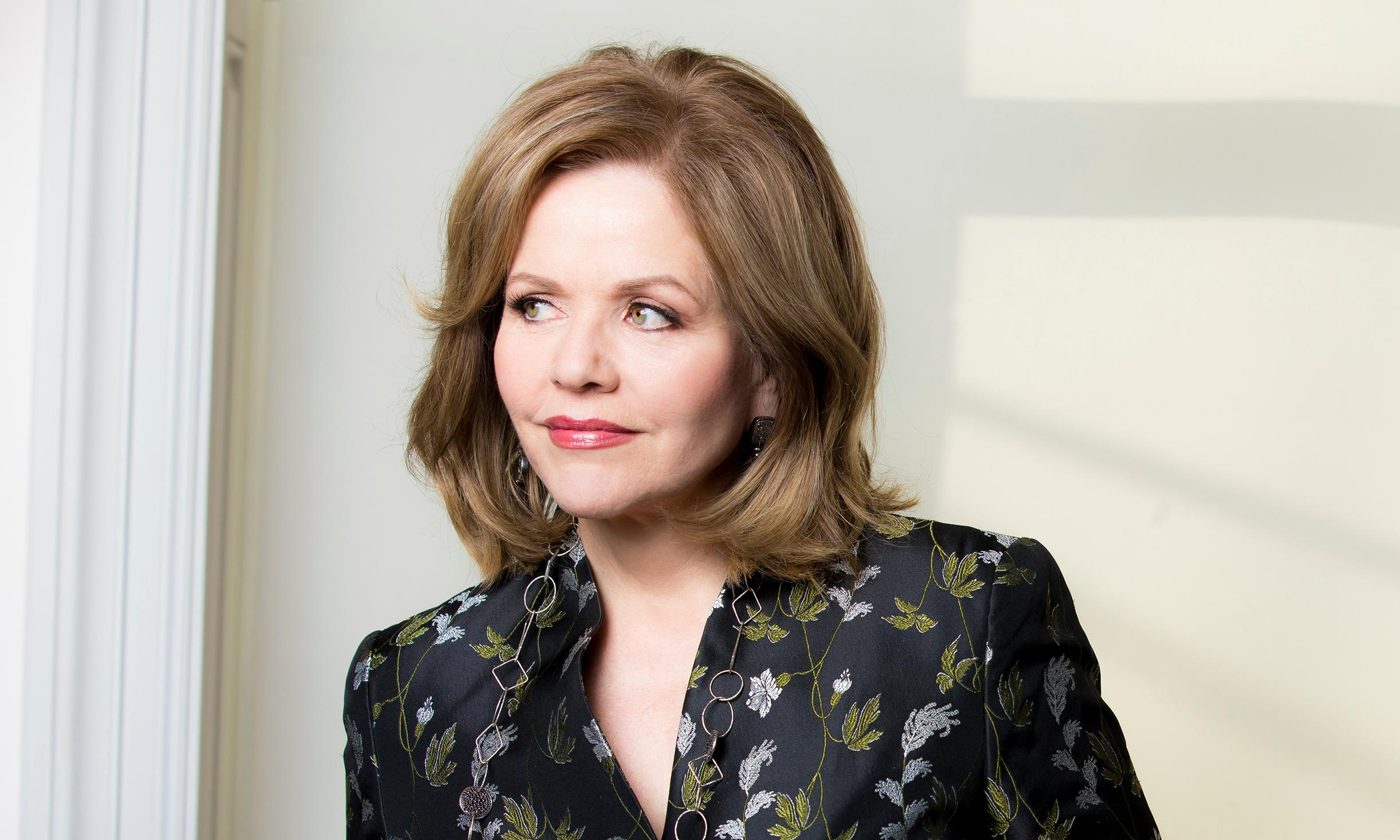Renée Fleming: 'Plácido Domingo was so frightening. I needed help to get off the stage'