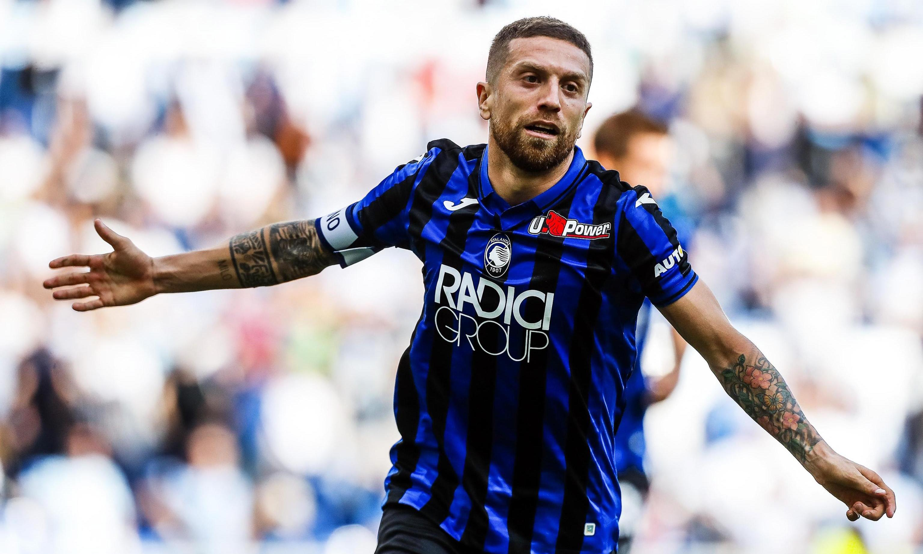 Atalanta not ready to dash from their Cinderella story in Europe