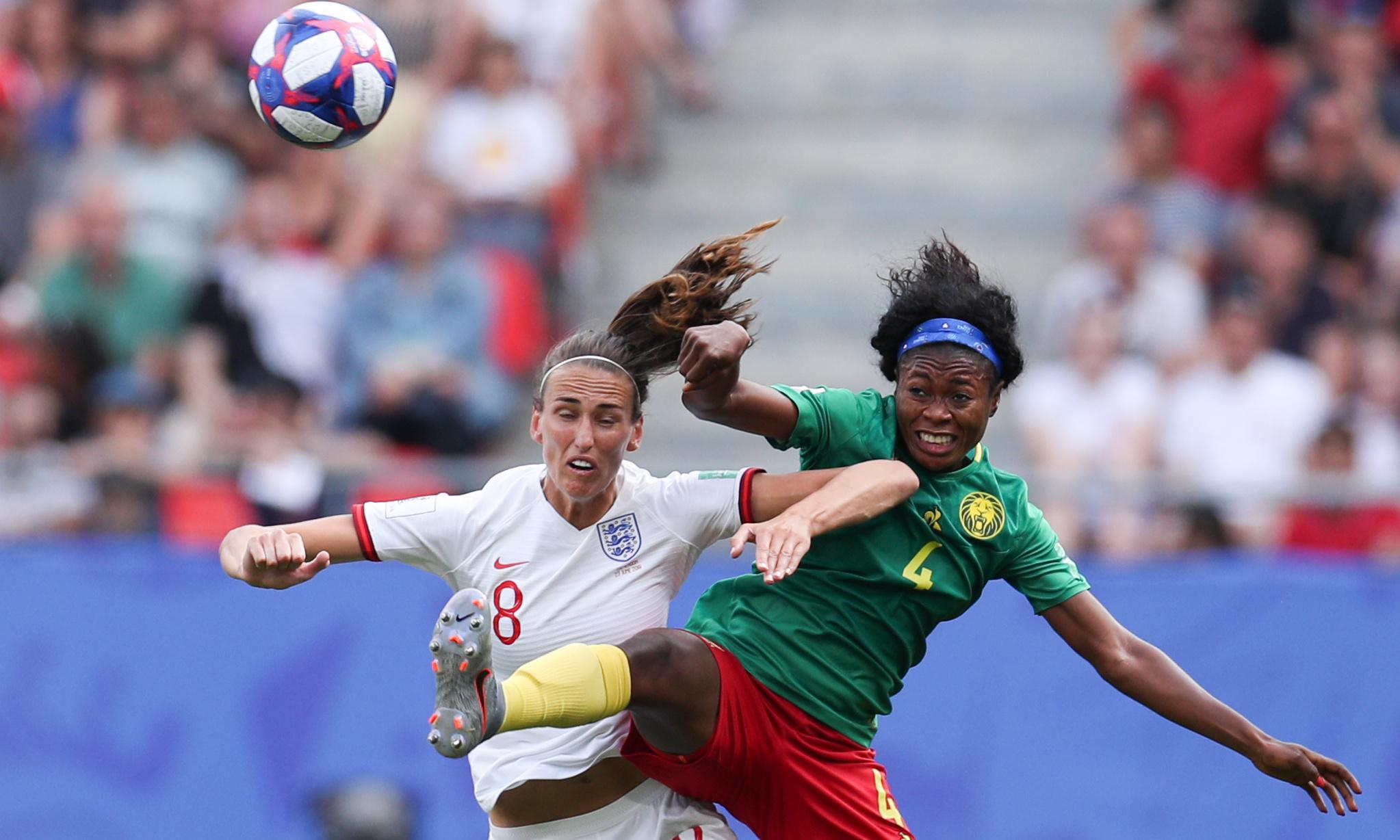 Jill Scott: Lionesses feeling mentally strong as World Cup hots up