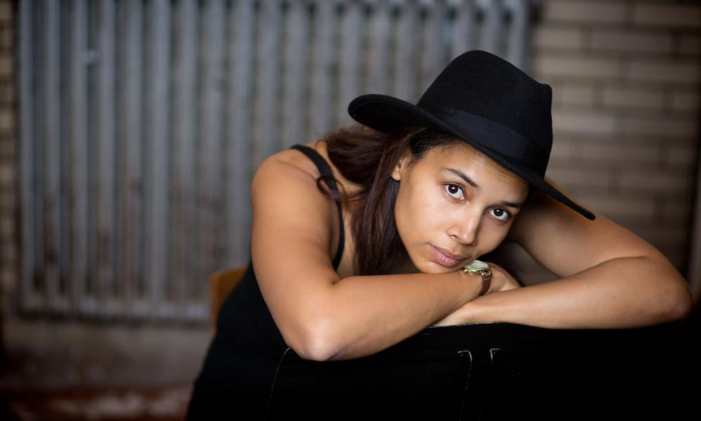 Songs of protest … Rhiannon Giddens.