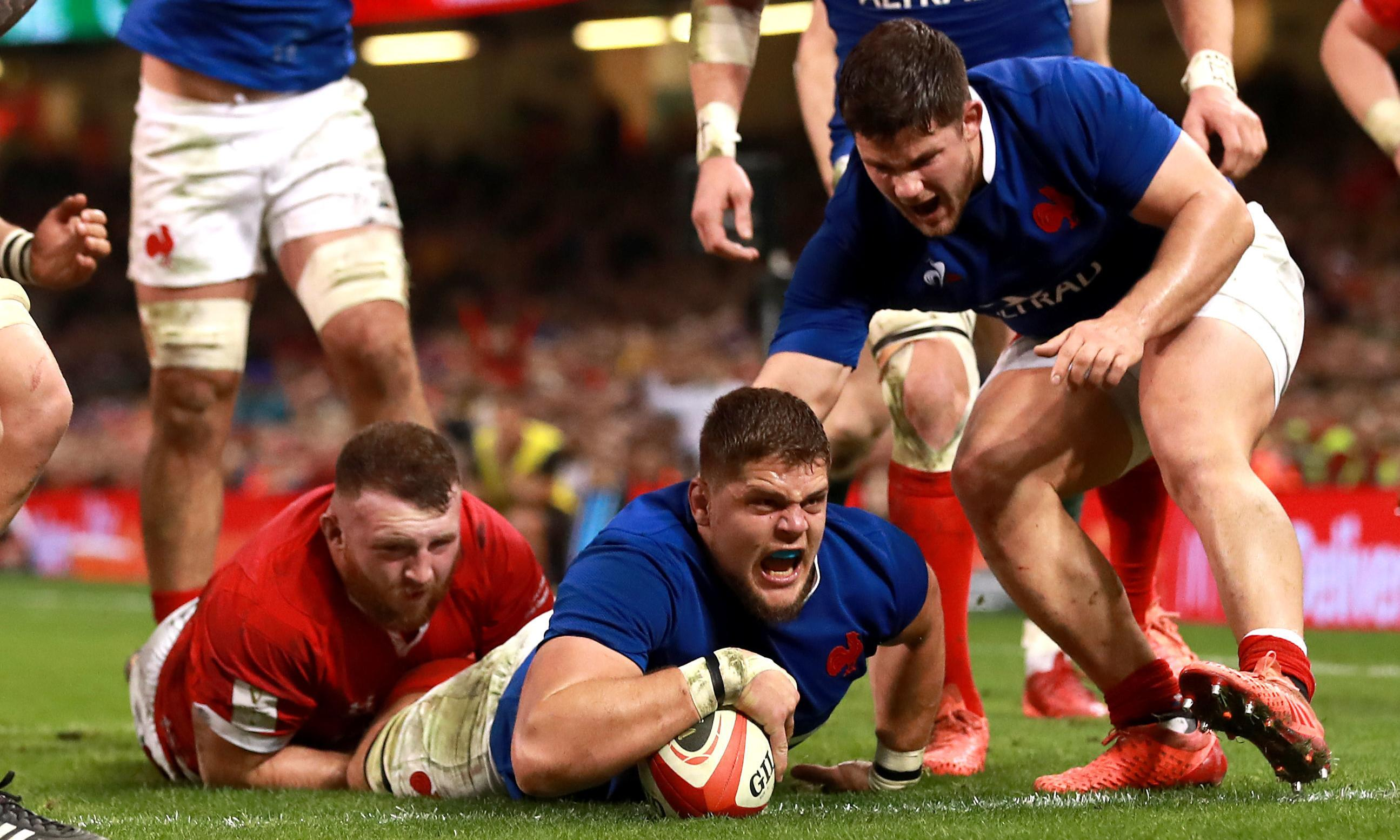 France's Paul Willemse thankful knock-on effects were not too severe