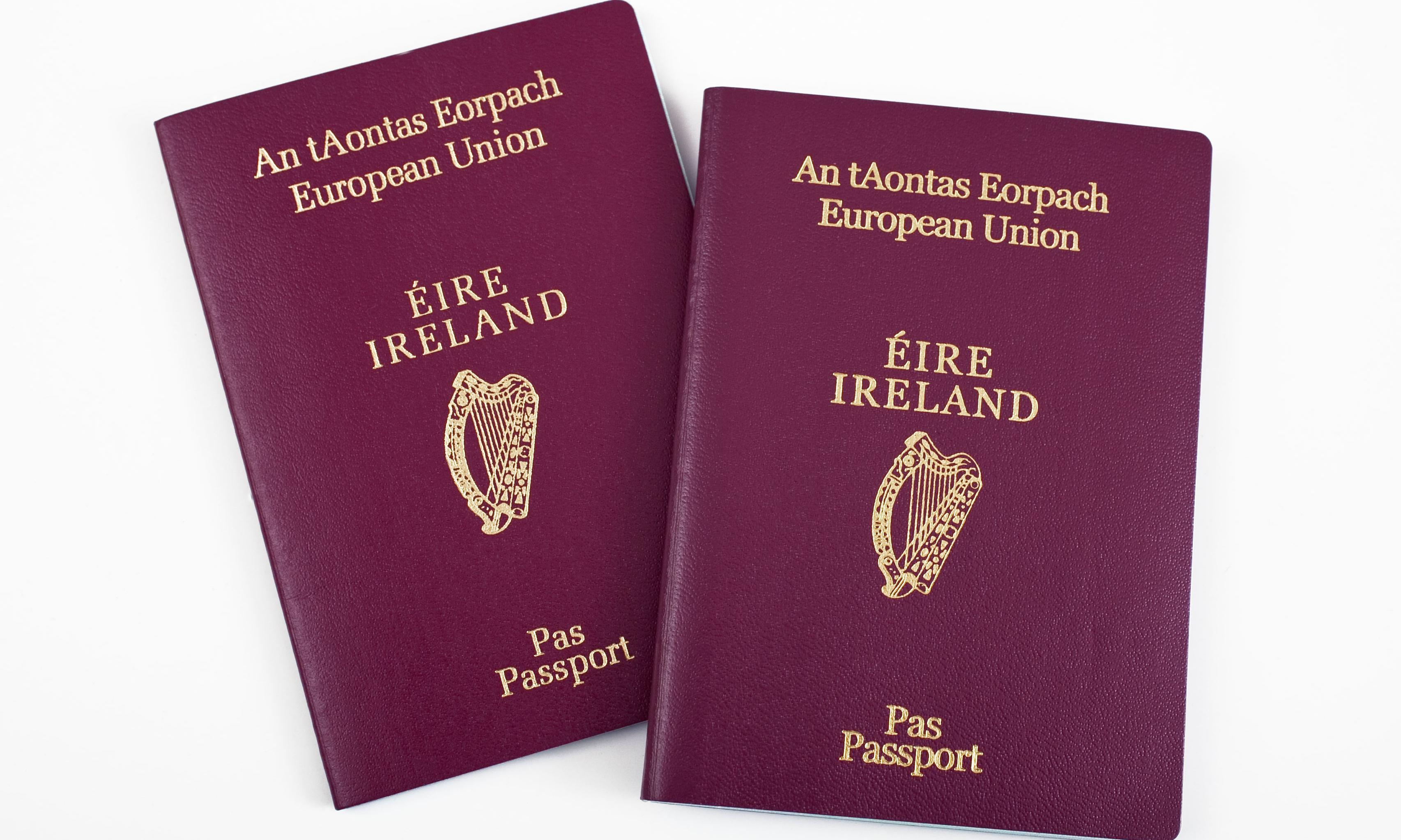 On Irish identity, baby passports – and being a Celtic super-citizen