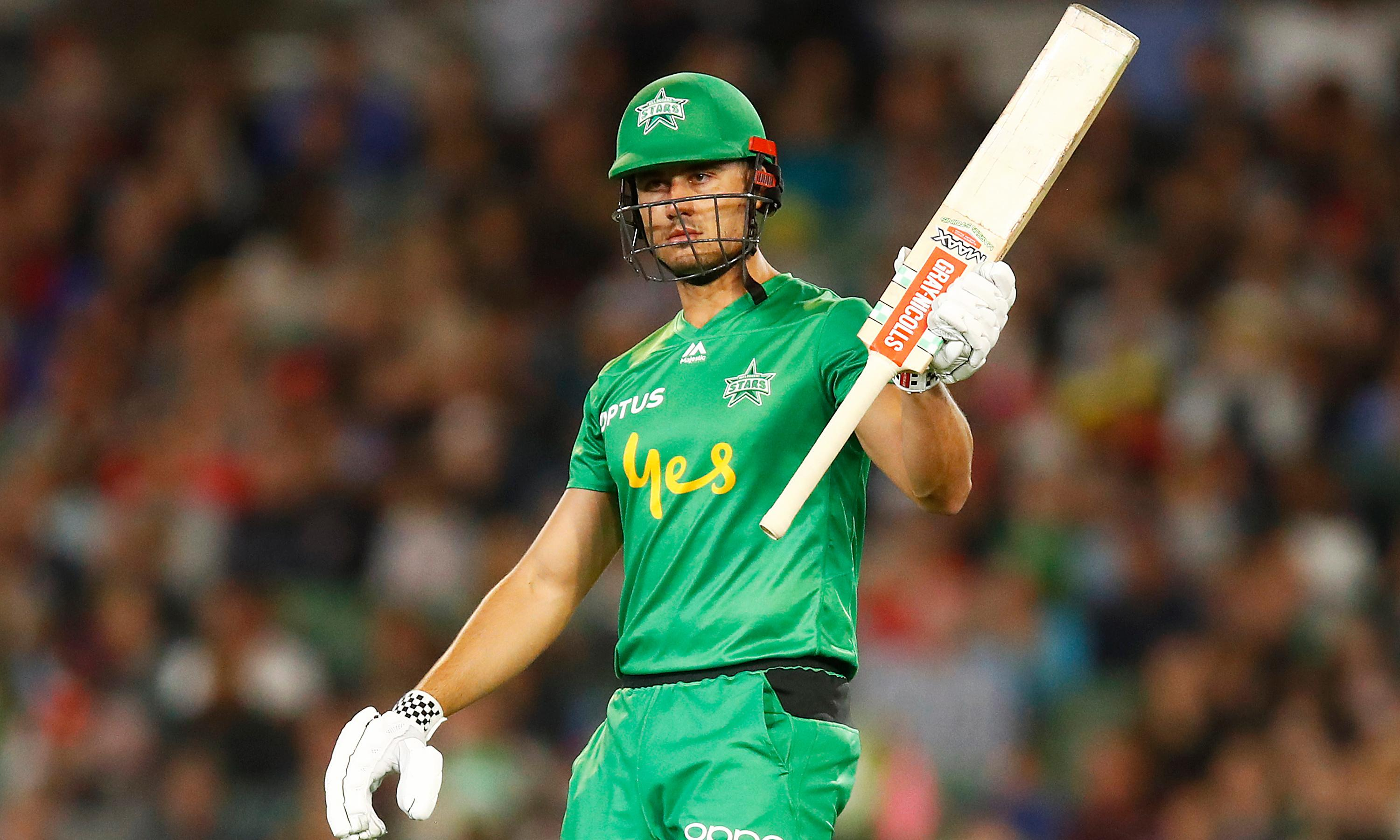 Marcus Stoinis fined $7,500 for homophobic slur during Big Bash League