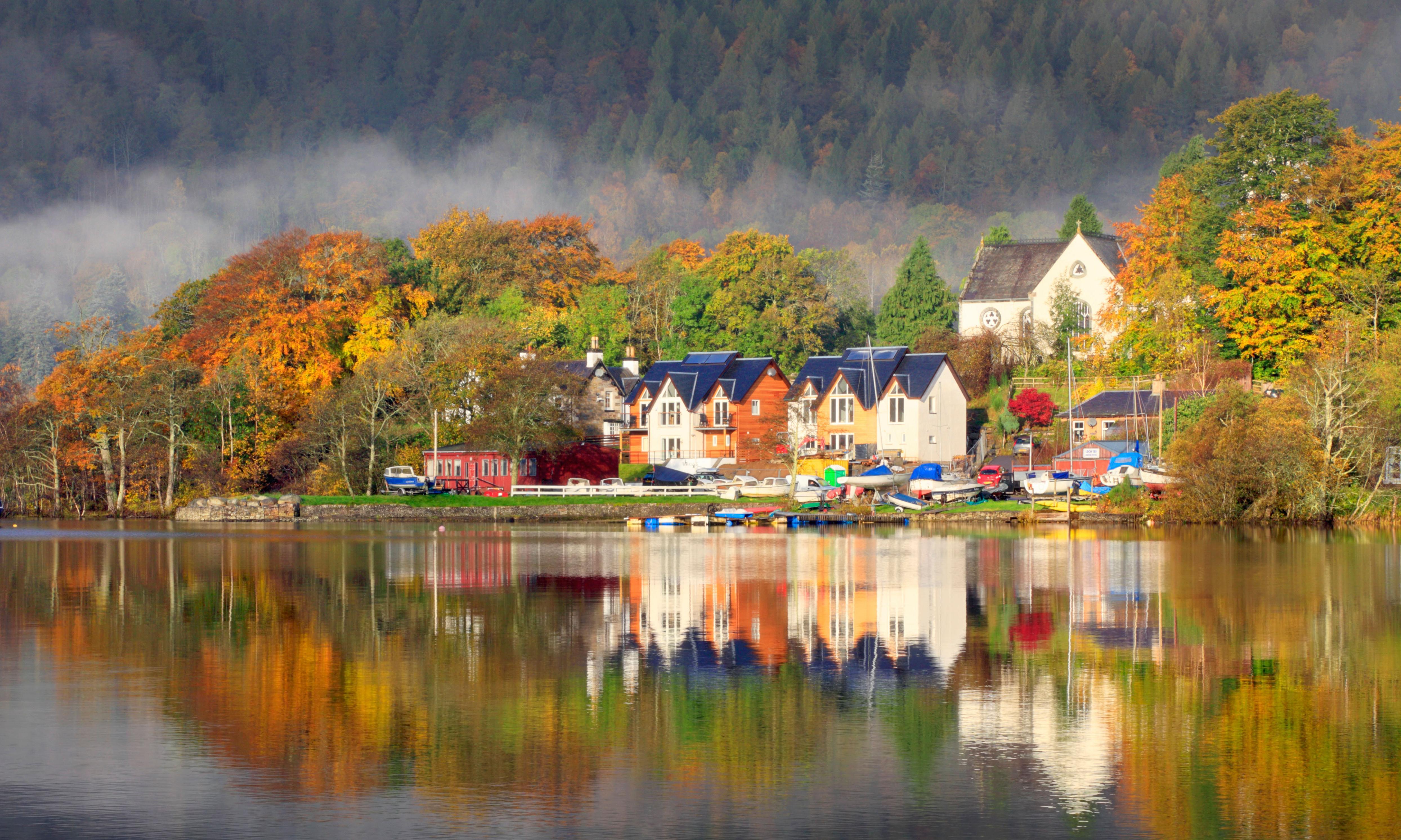 Great Scott: walking Scotland's Rob Roy Way
