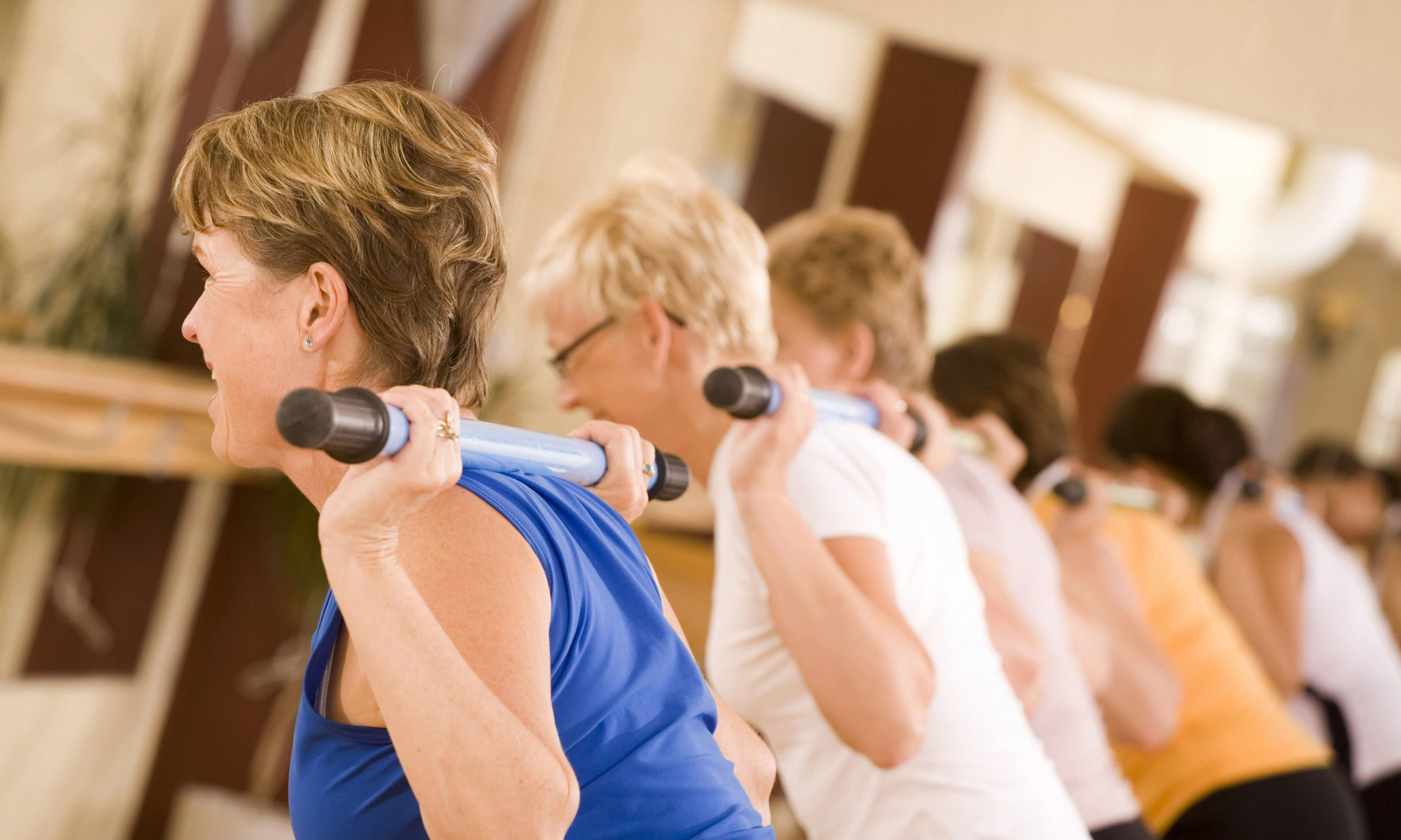 Getting fit in middle age as beneficial as starting early – study