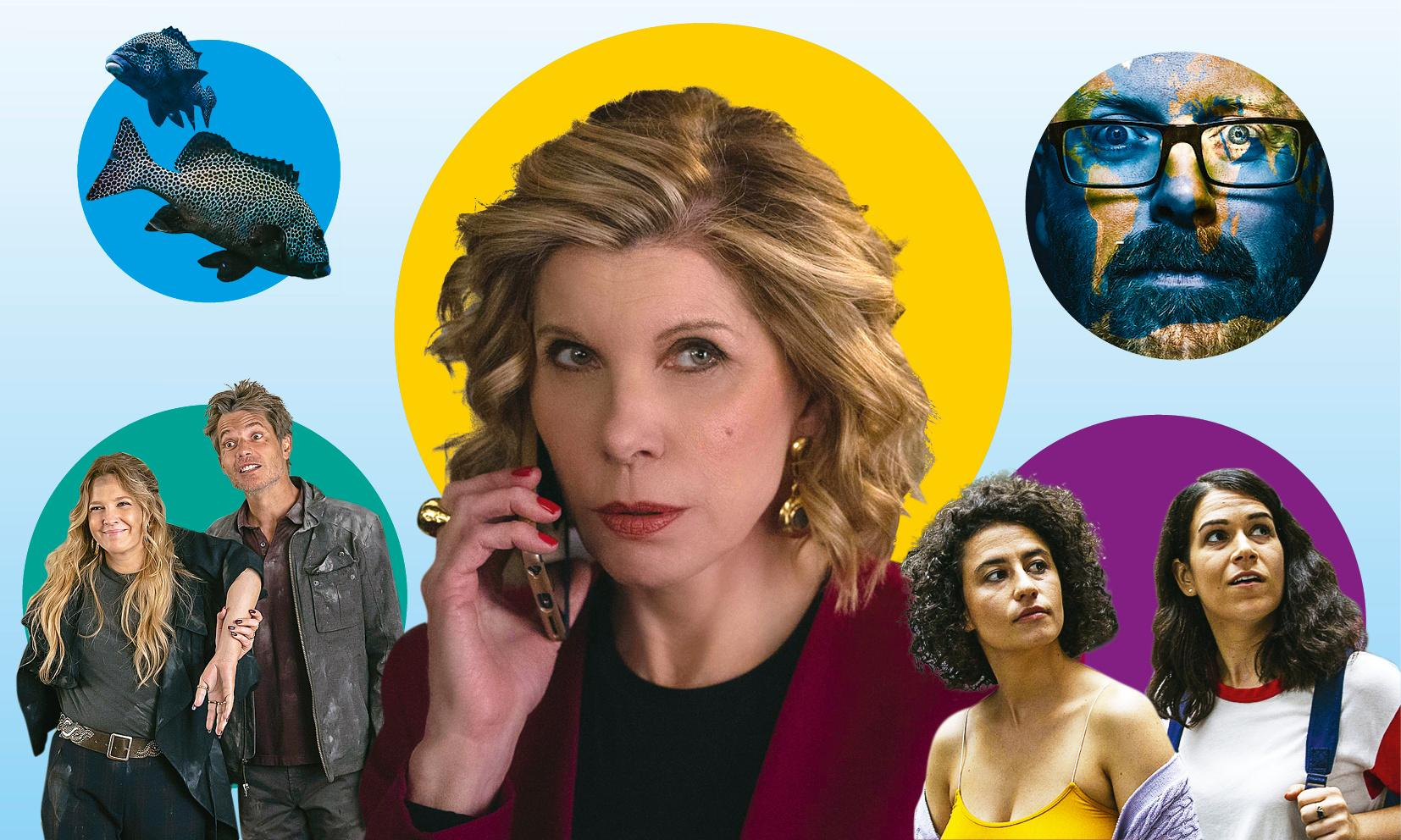 This week's best home entertainment: from The Good Fight to Road to Brexit