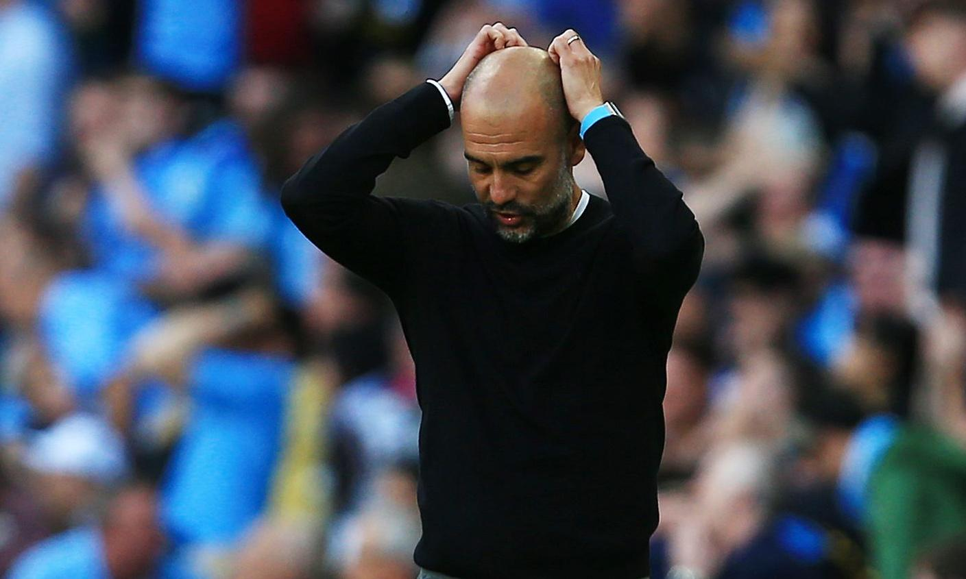 Pep Guardiola's quest for control at Manchester City undermined by VAR