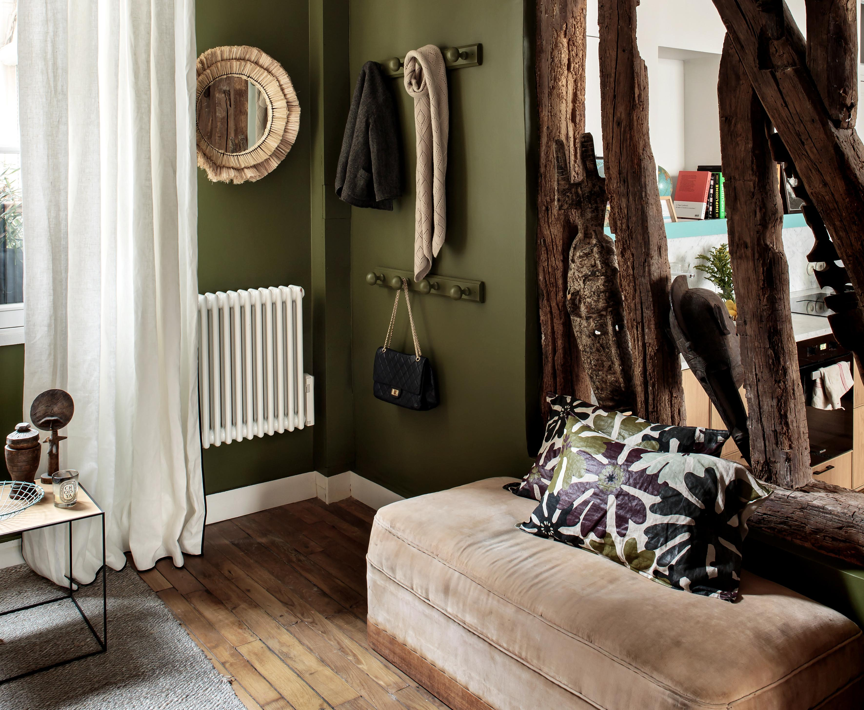 Little house, big home: the Parisian pad that's both solo retreat and family space