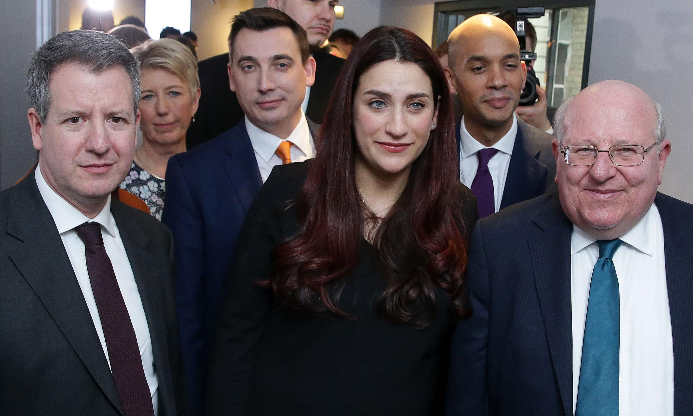 Tuesday briefing: Independent Group aims to scoop up other frustrated MPs