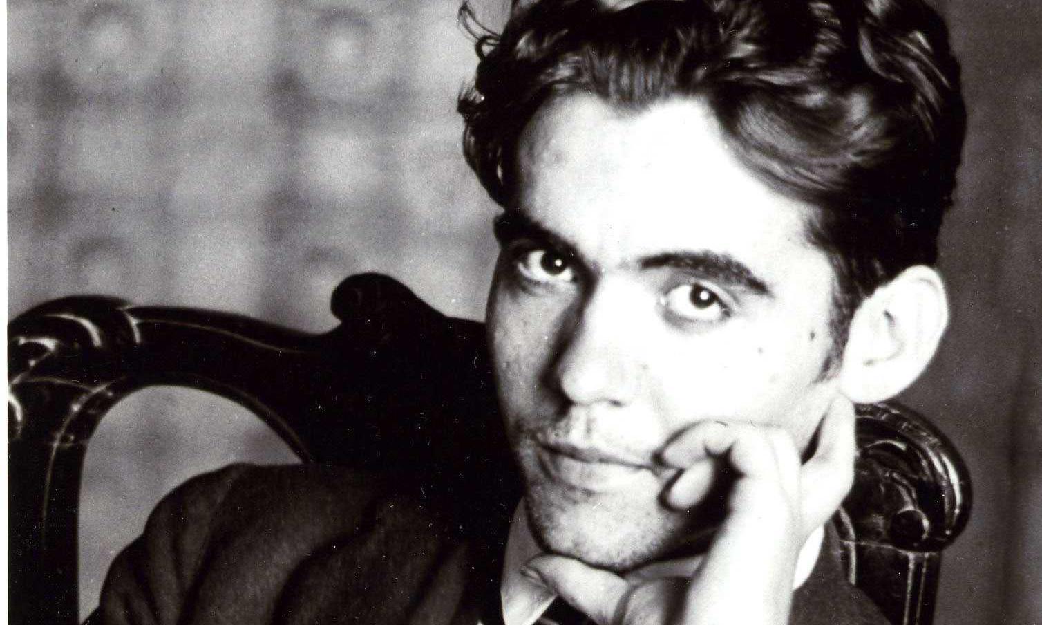 The revolutionary life, loves, and tragic death of Lorca