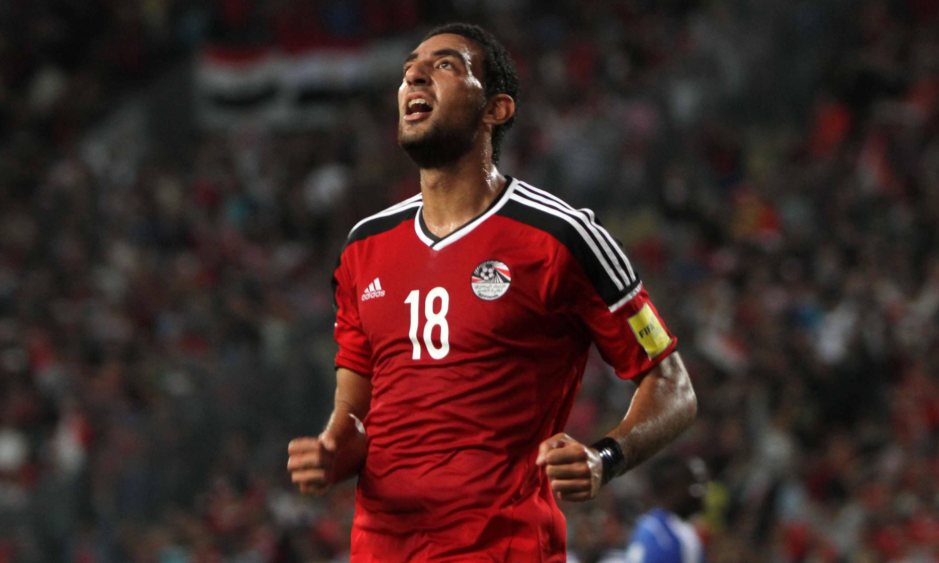 Ahmed 'Kouka' Hassan: 'Salah is a brother. He is a role model for me and all Egyptians'