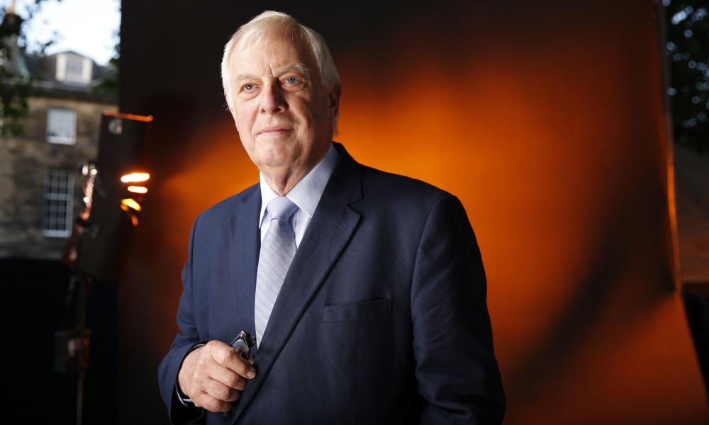 Chris Patten served as governor of Hong Kong from 1992 to 1997, and oversaw the handover of sovereignty to China