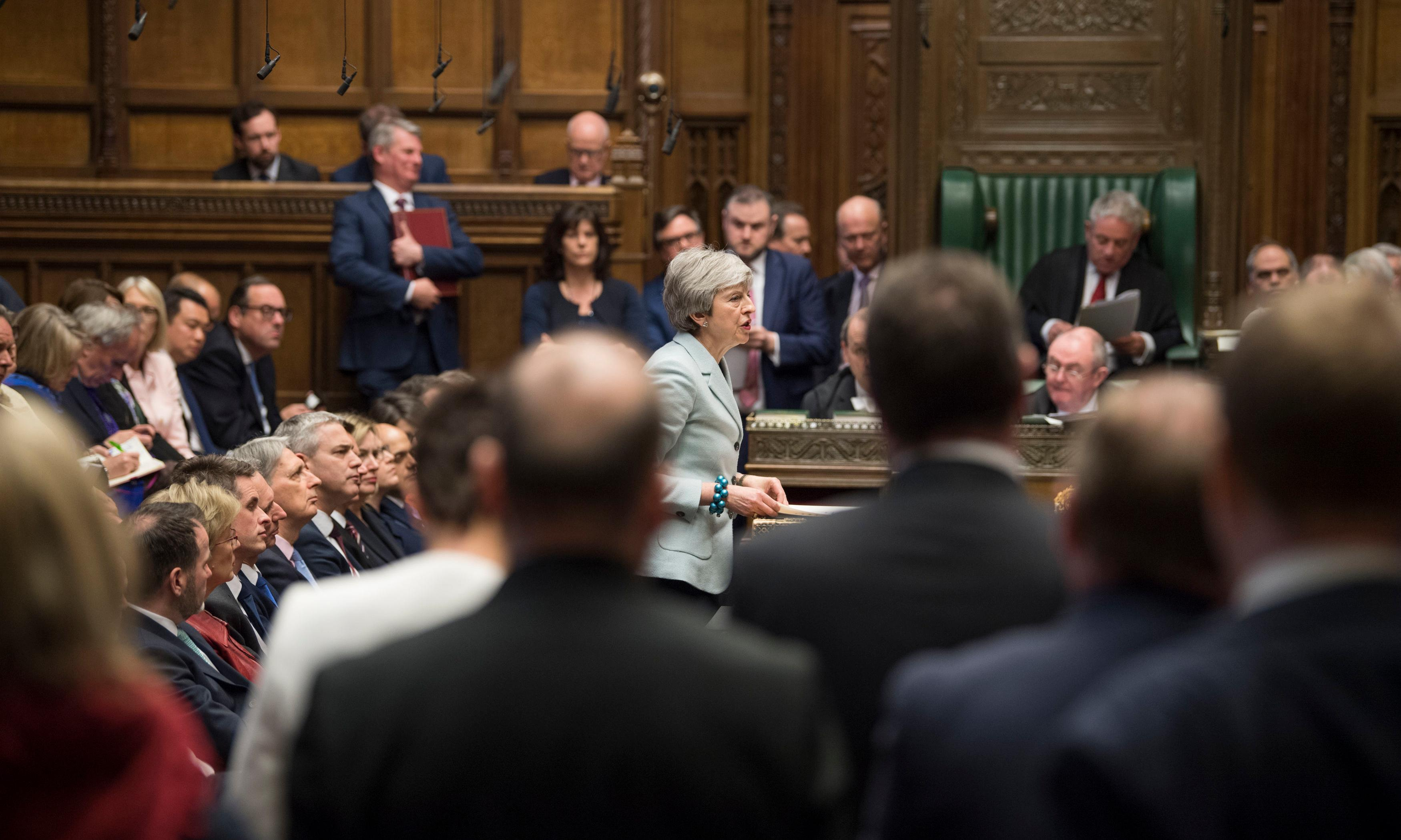 Brexit weekly briefing: parliament seizes control as May flounders