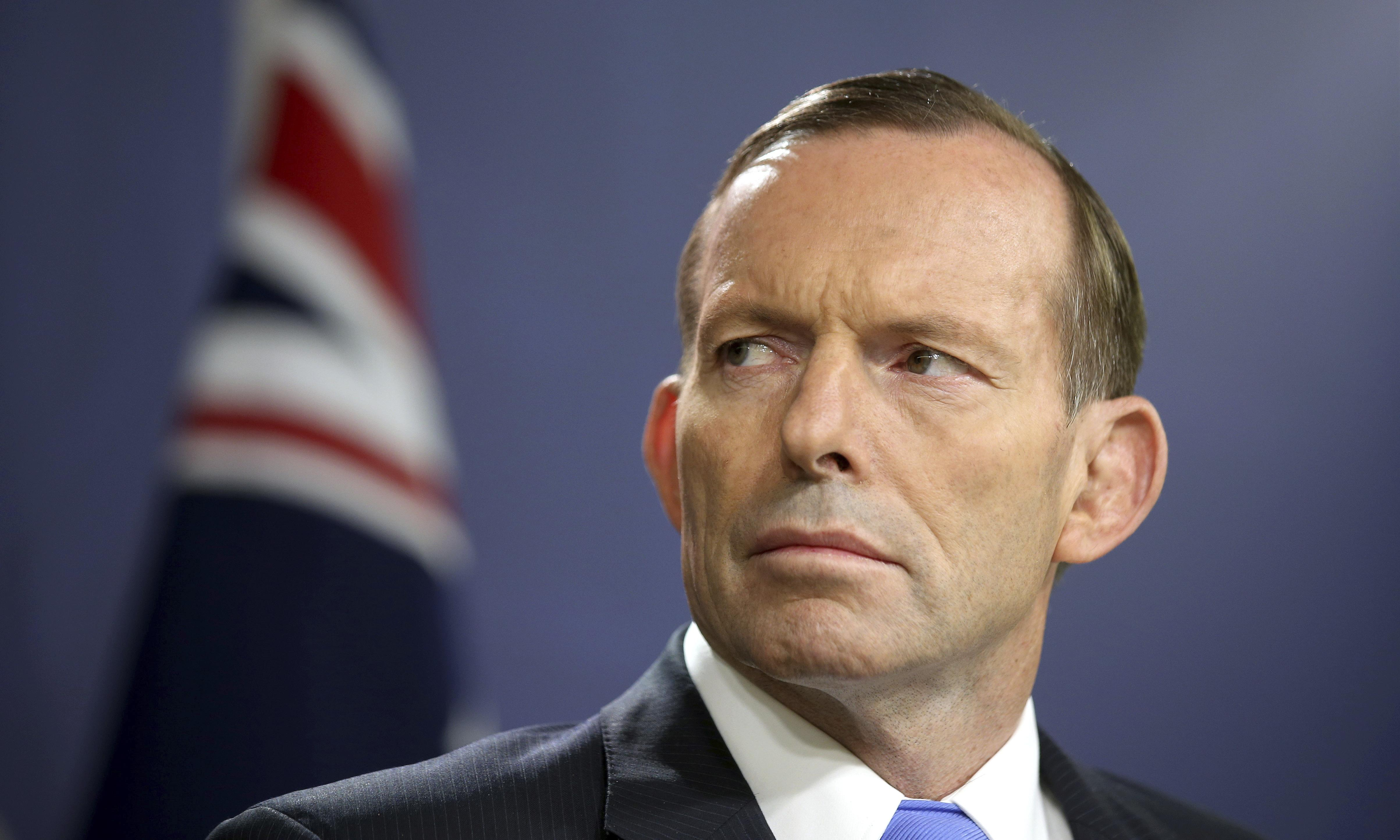 Tony Abbott has not changed, not even the Speedo pose looks different