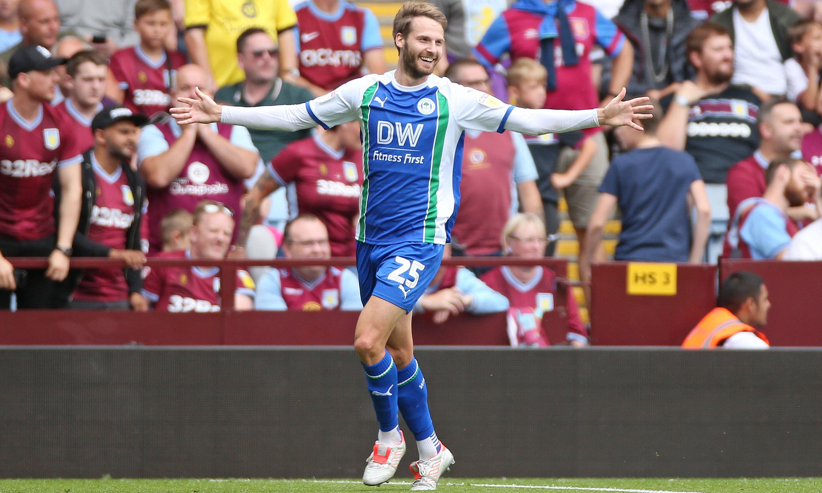 Football transfer rumours: Wigan Athletic's Nick Powell to Leipzig?