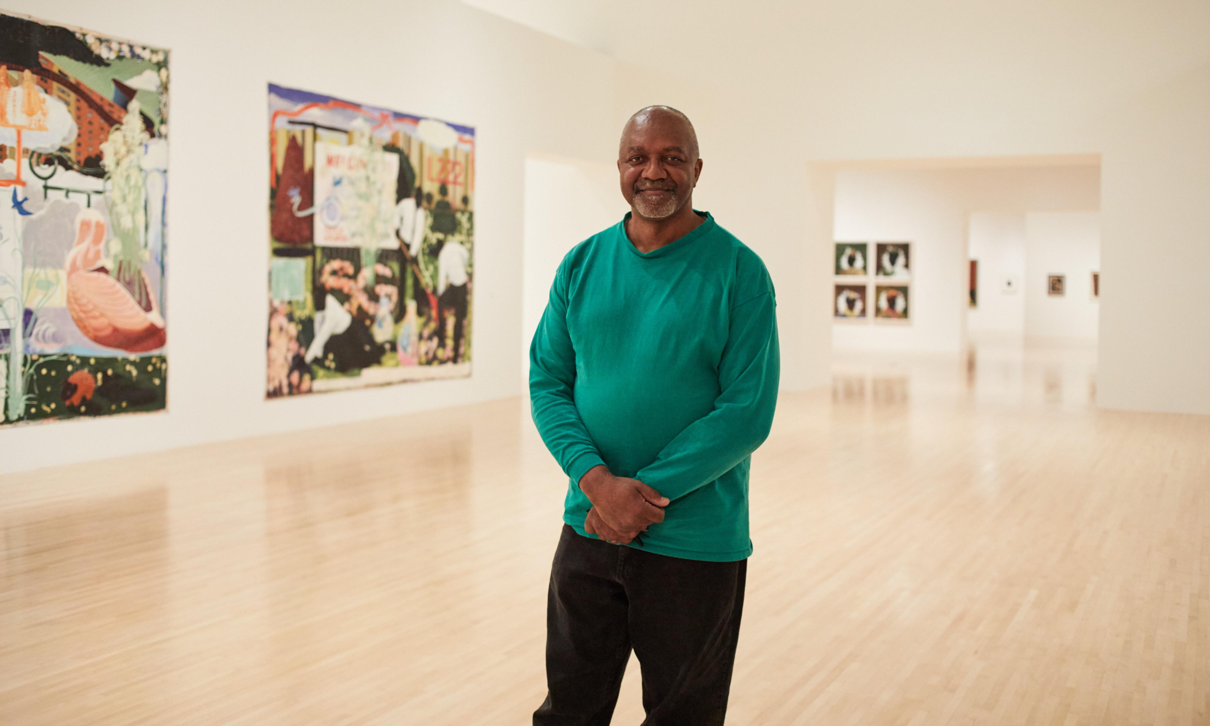 Kerry James Marshall named most influential contemporary artist