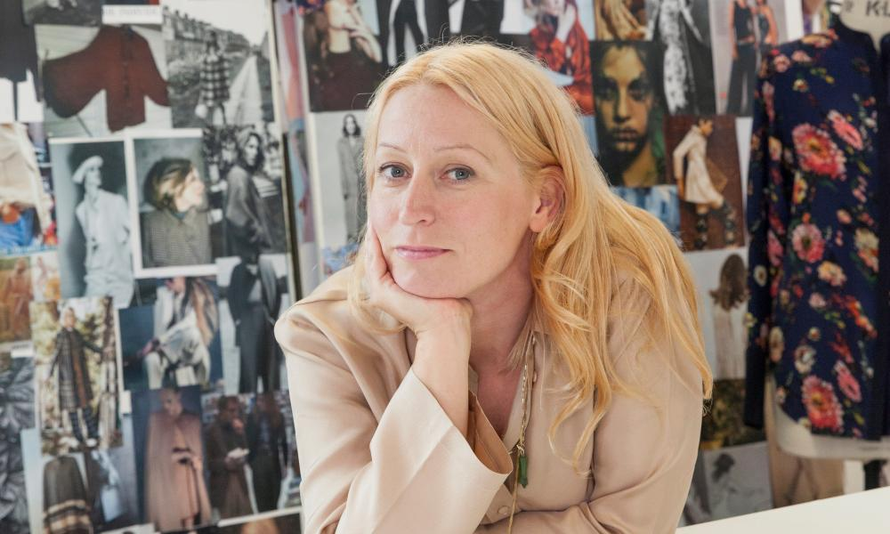Warehouse design director Emma Cook