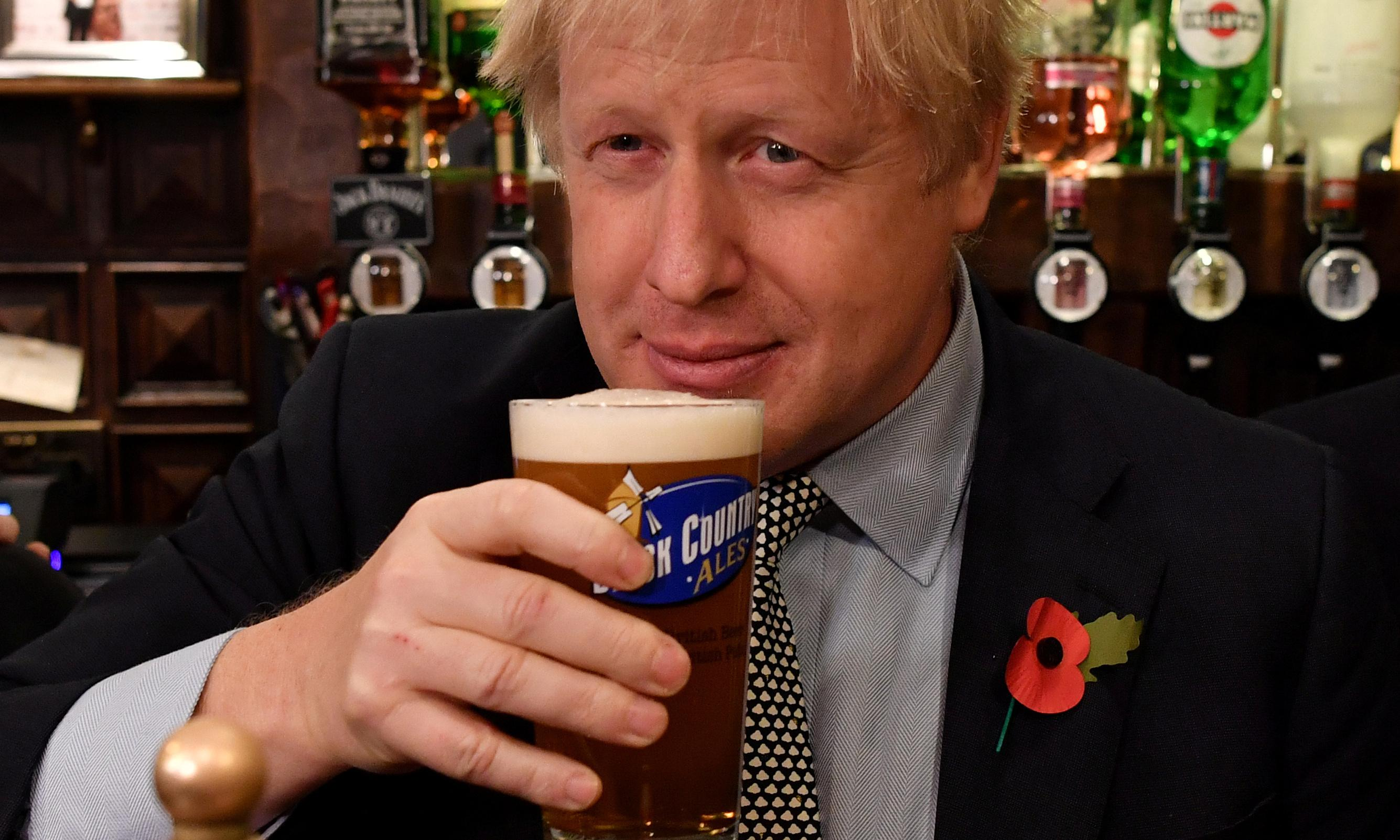 Boris Johnson to promise end to 'Brexit groundhoggery' in first stump speech