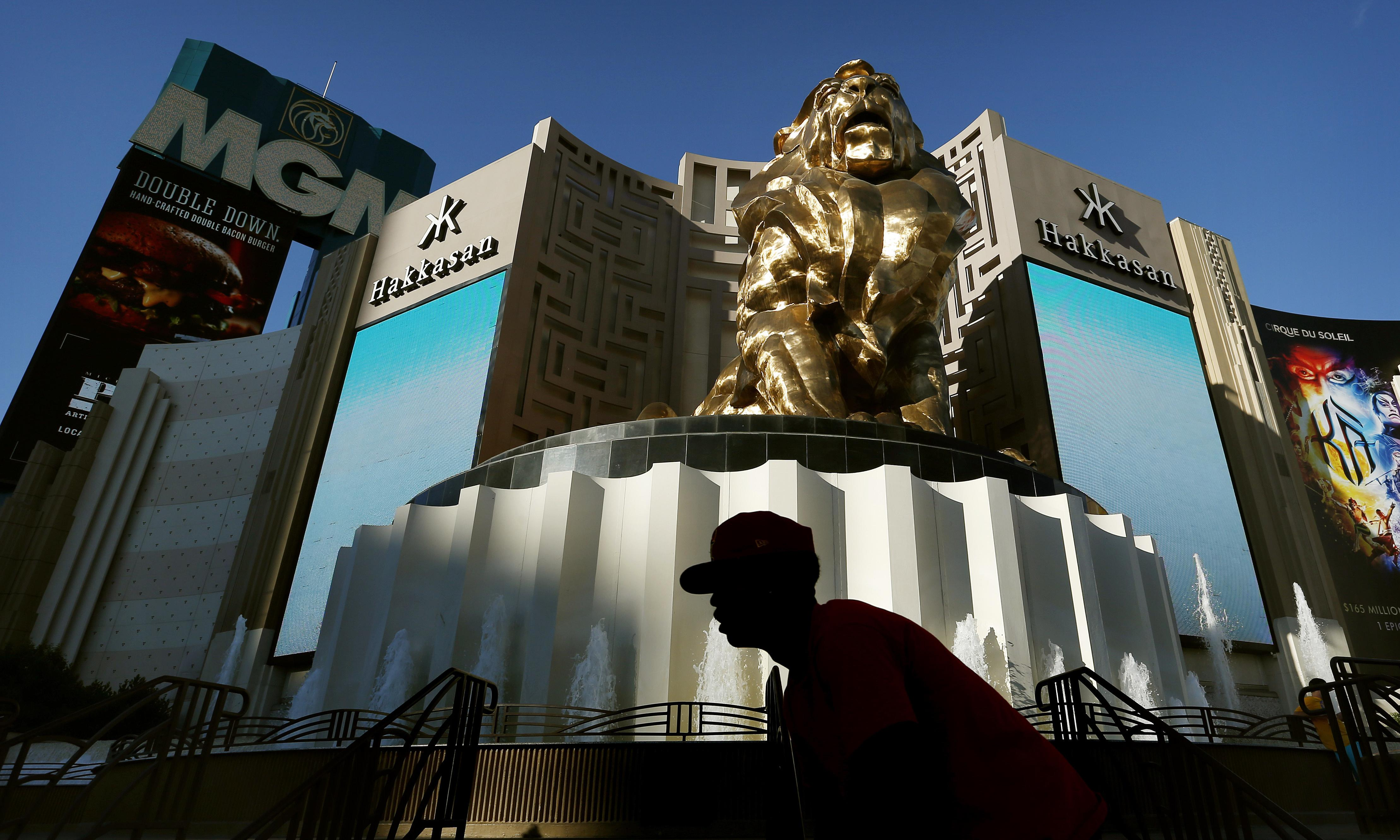 Personal details of 10.6m MGM hotel guests revealed by hackers, report says