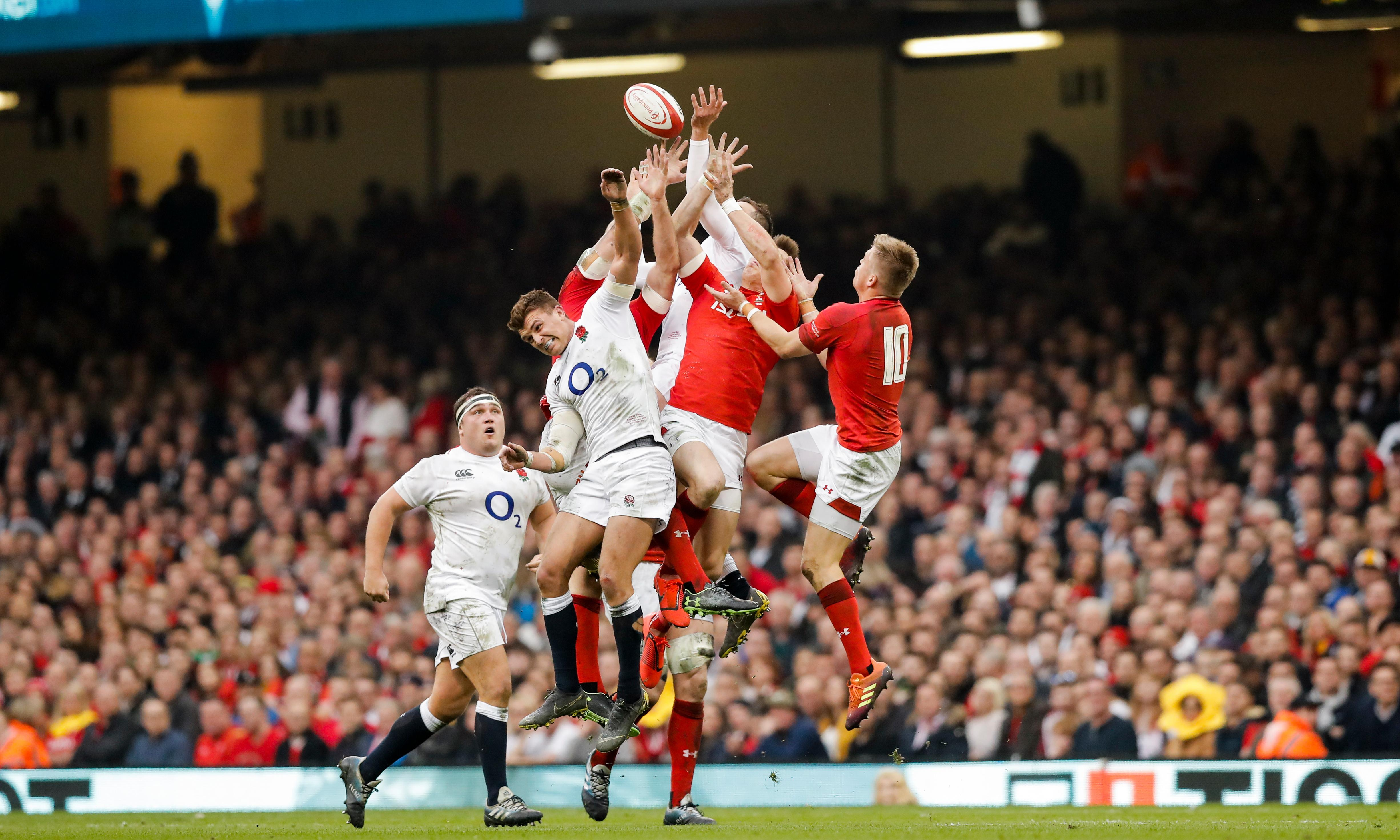 Eddie Jones's words about Wales prove to be a warning, not a wind-up