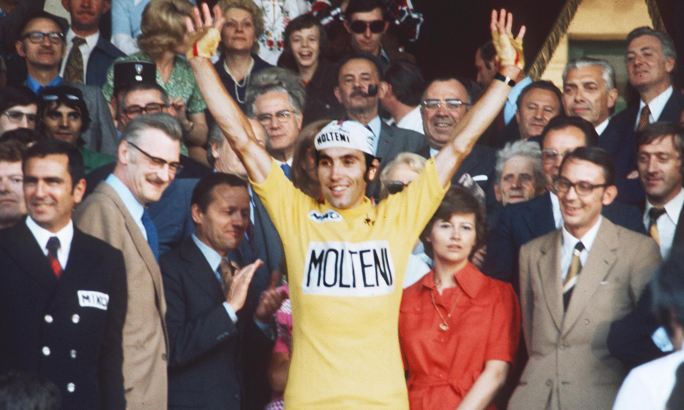 Eddy Merckx casts lengthy shadow over current crop of Belgian talent