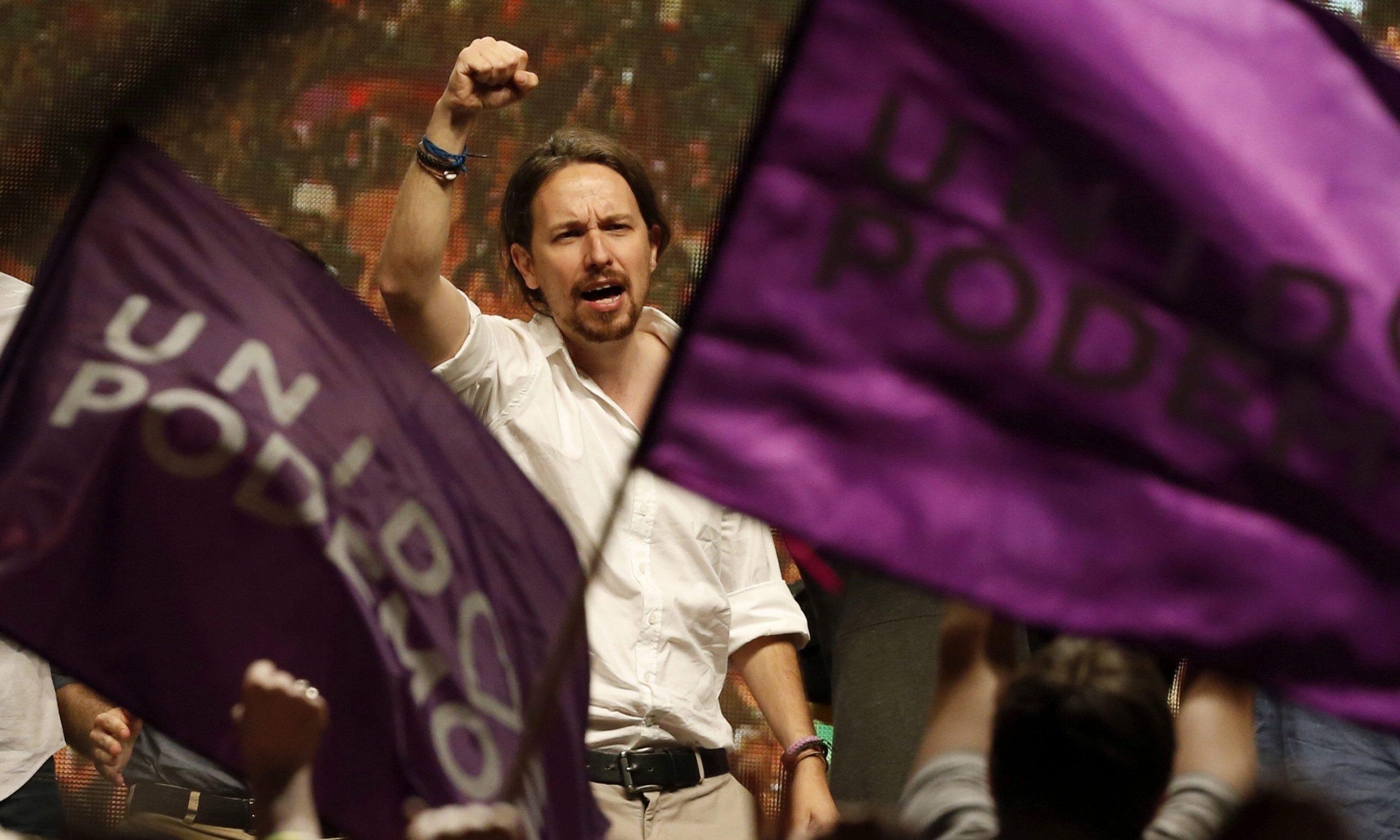 Podemos was the dazzling new force in Spanish politics. What went wrong?