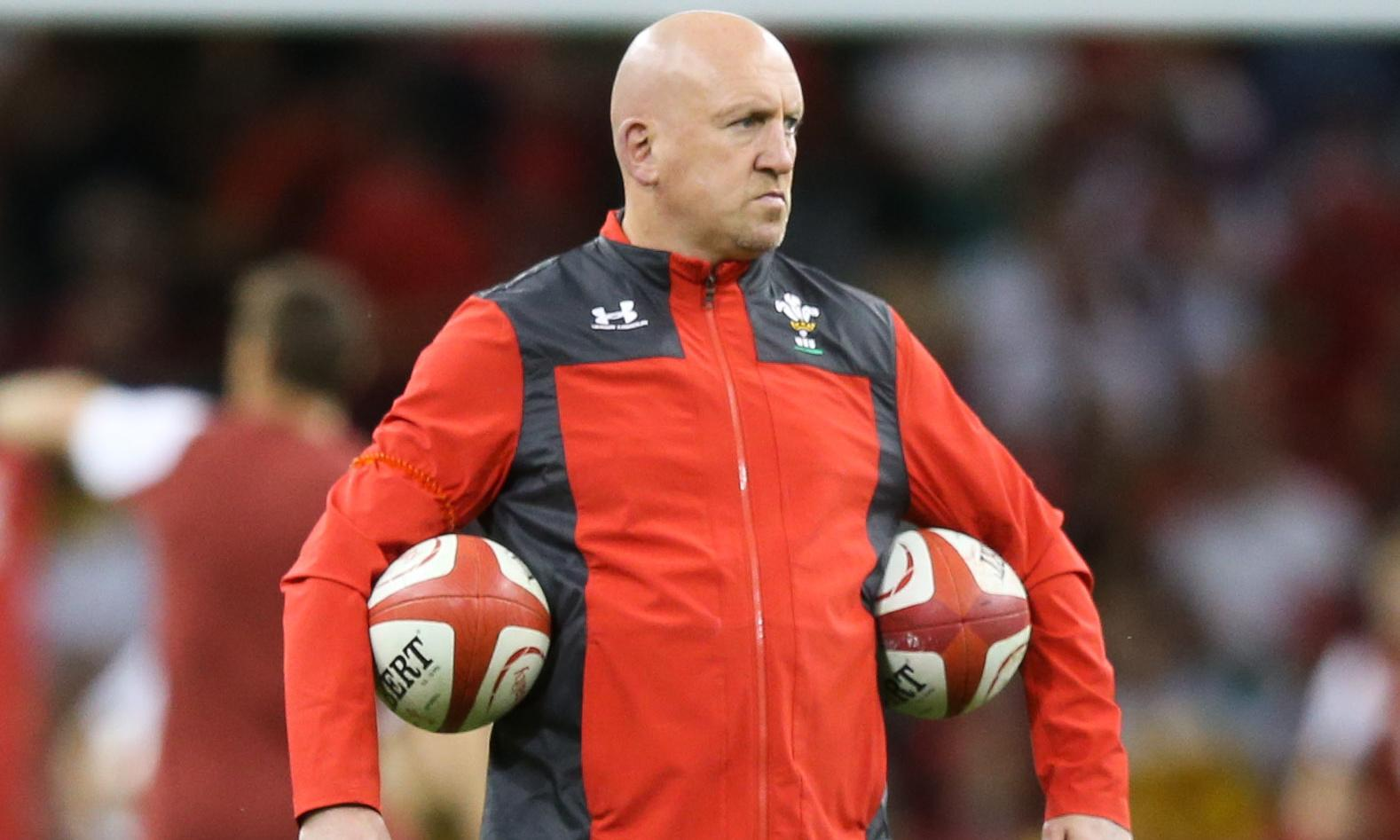 Shaun Edwards looks beyond Japan to World Cup success with France in 2023