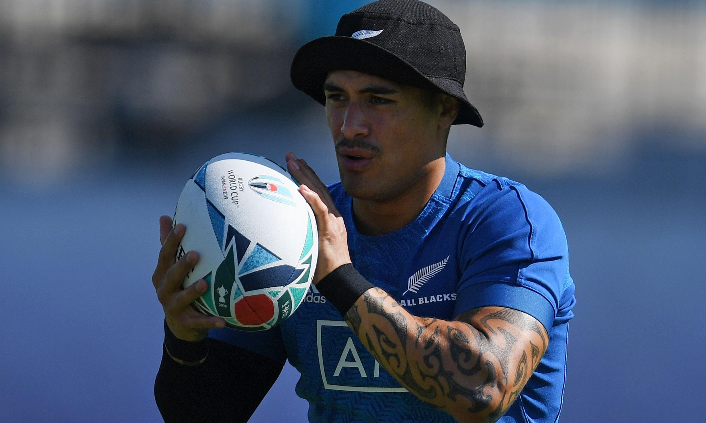 Rugby World Cup: All Blacks cover up tattoos in Japan to tackle yakuza link