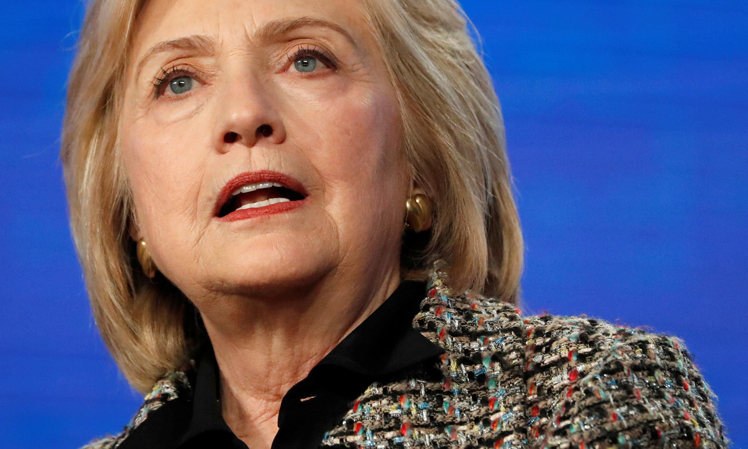 Hillary Clinton is done trying to be liked