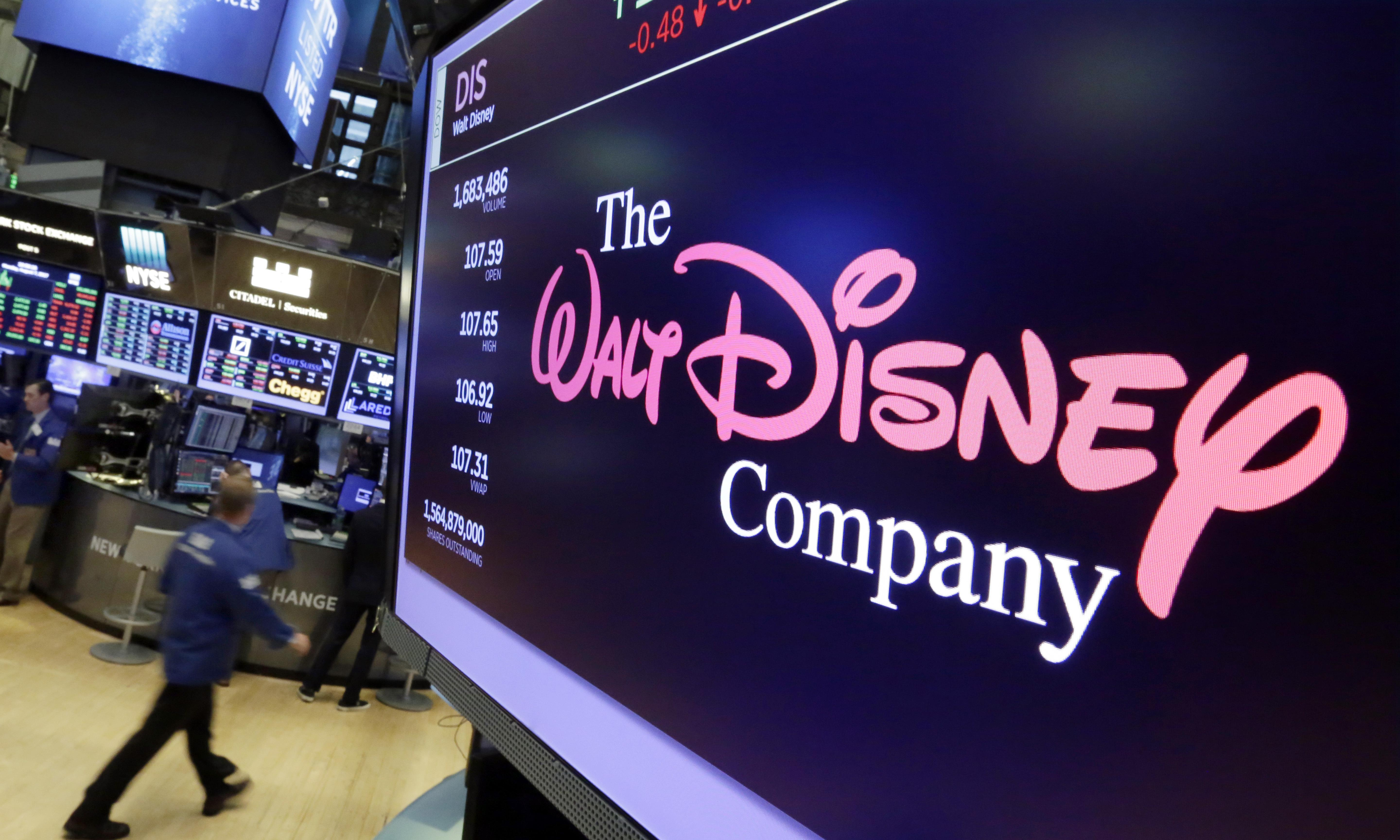 'Underpaid and undervalued': 10 women claim systemic discrimination at Disney